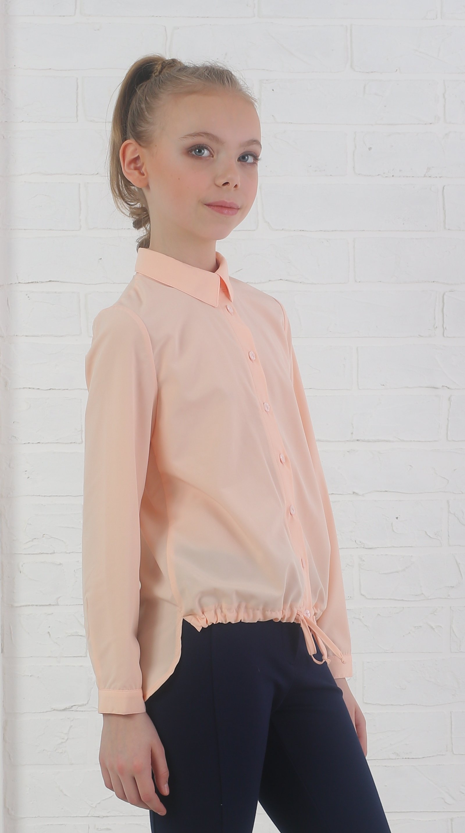 Блузка для девочки YGDT28