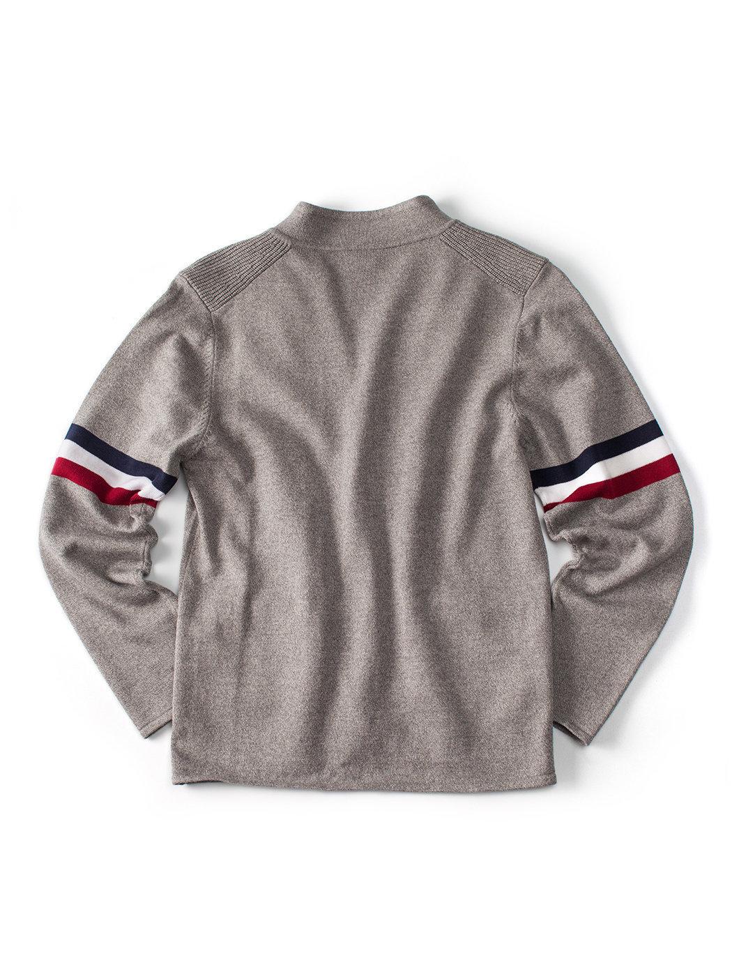 Пиджак вязаный для мальчика