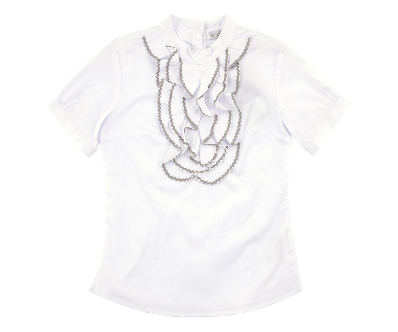 Блузка с коротким рукавом для девочки ALLDS98929
