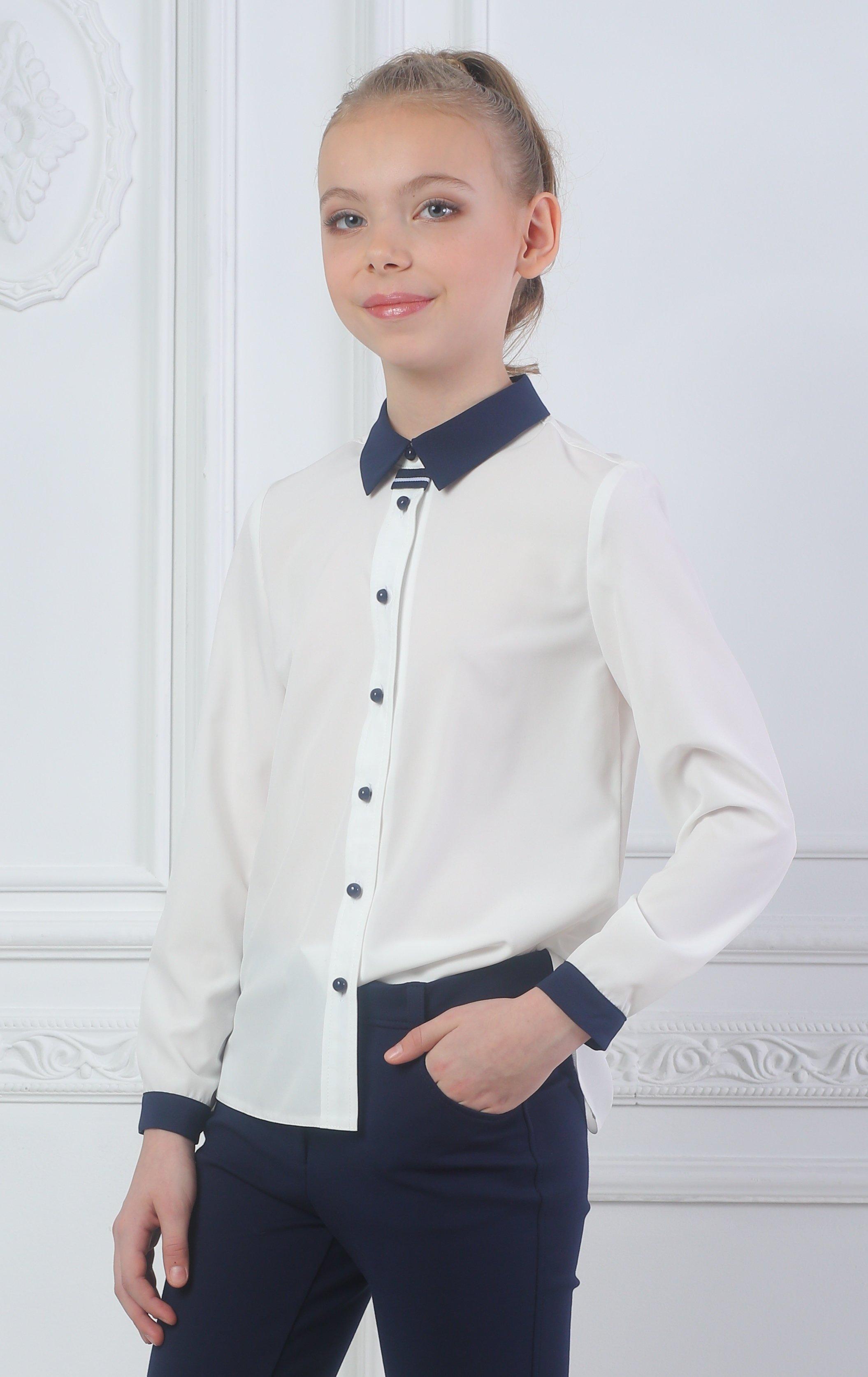 Блузка для девочки YGDT60