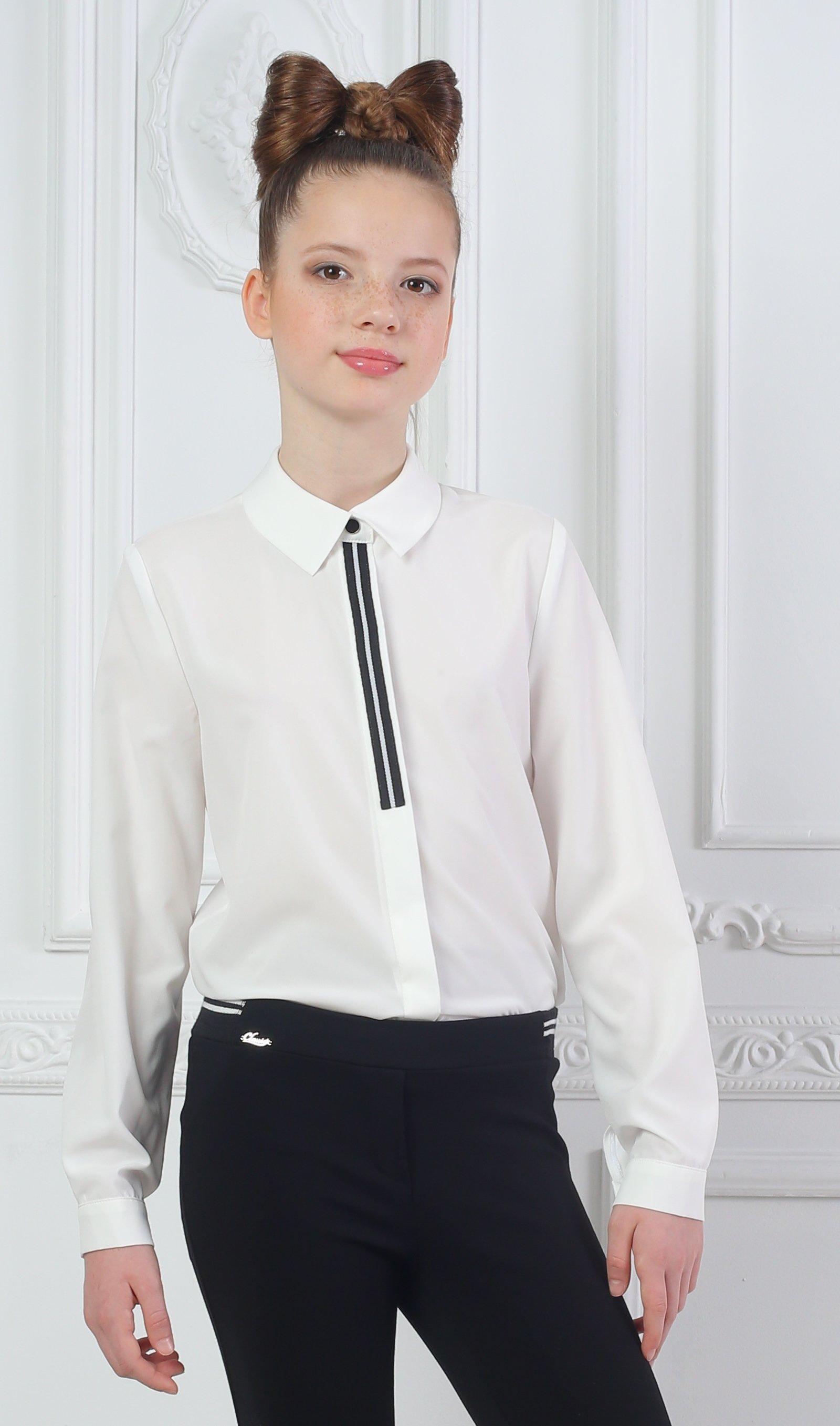 Блузка для девочки DSDT7