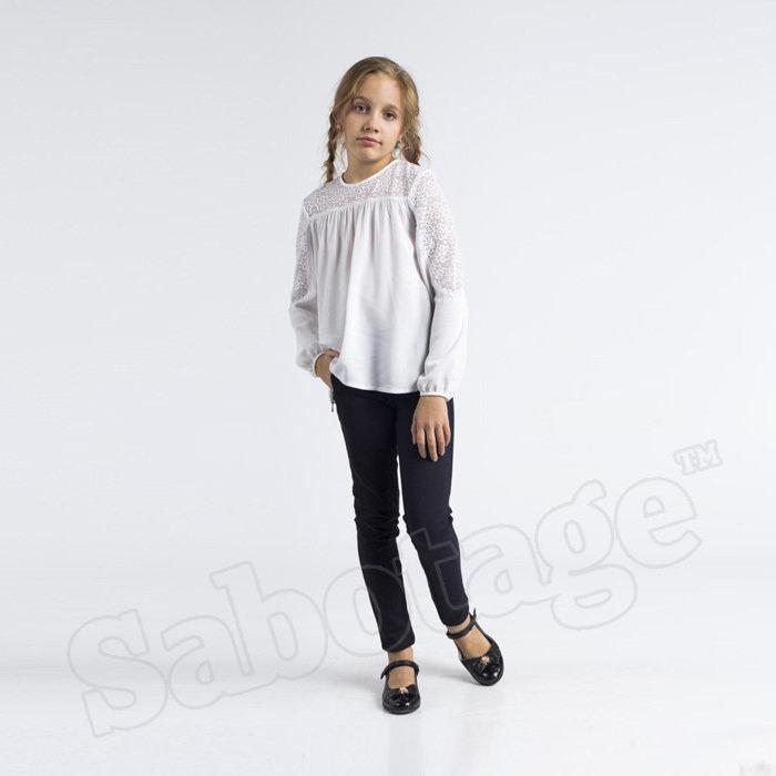 Блузка для девочки YGSB195-05