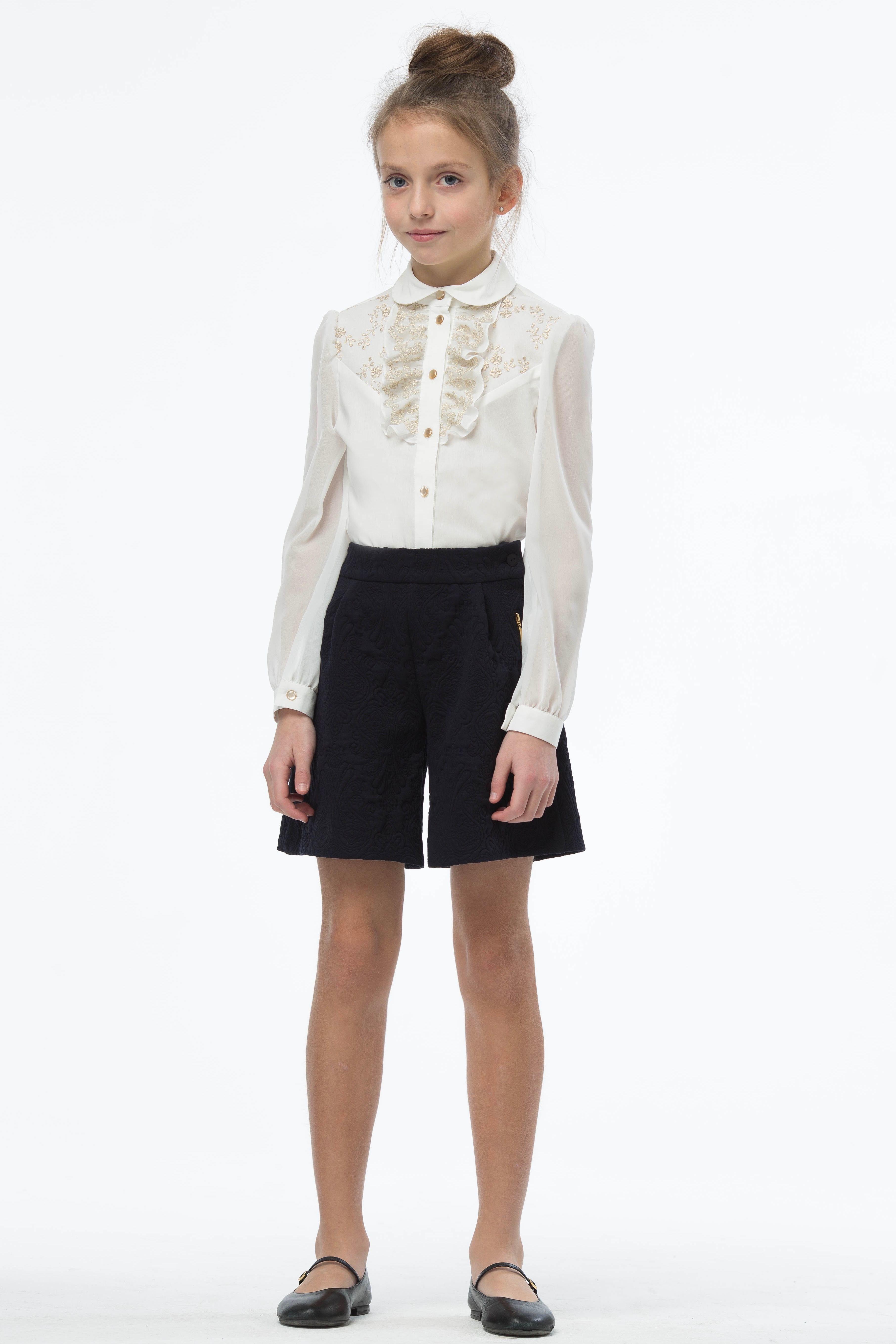 Блузка для девочки ALLSM17c123