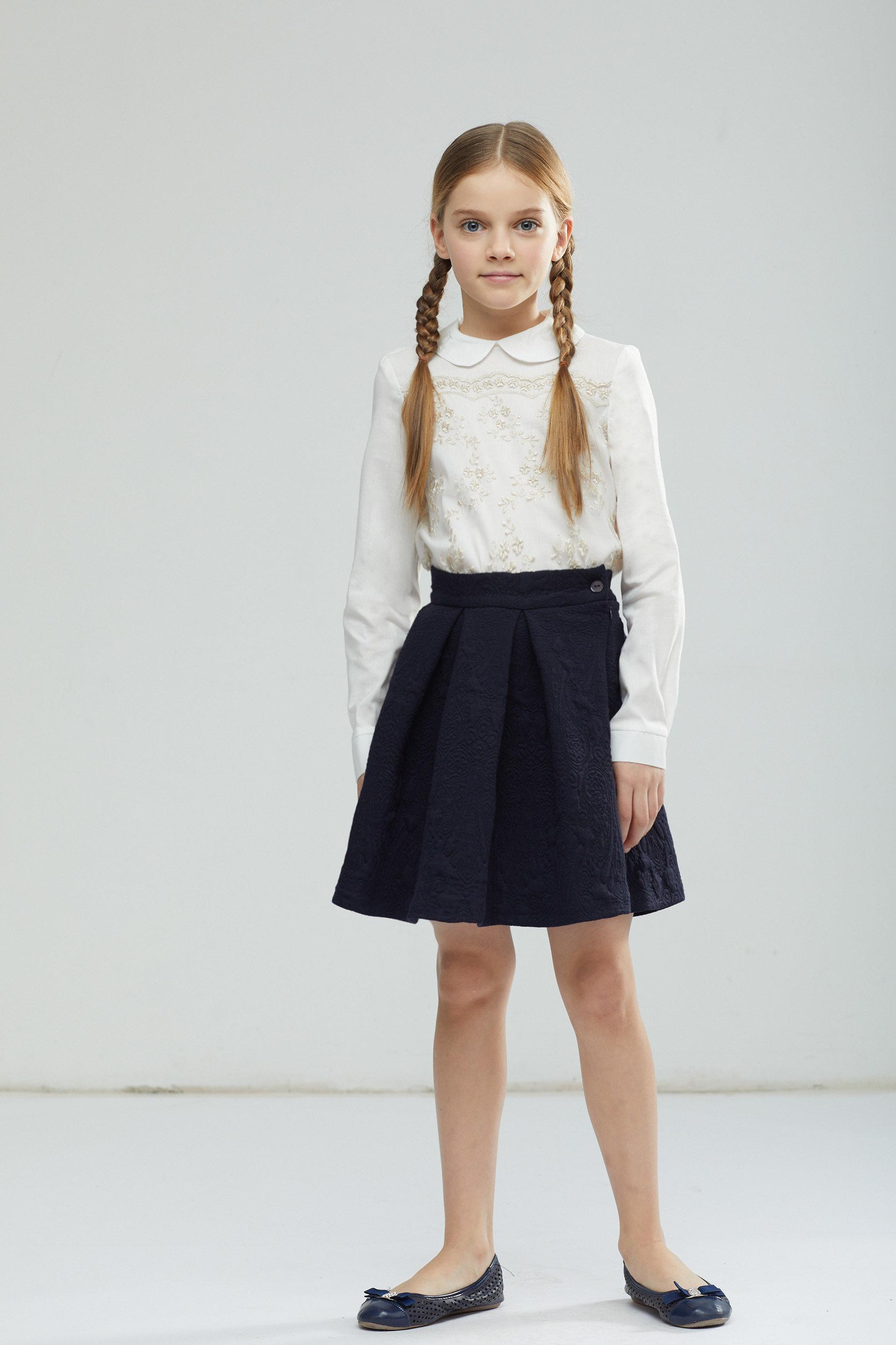 Блузка для девочки ALLSM17c126