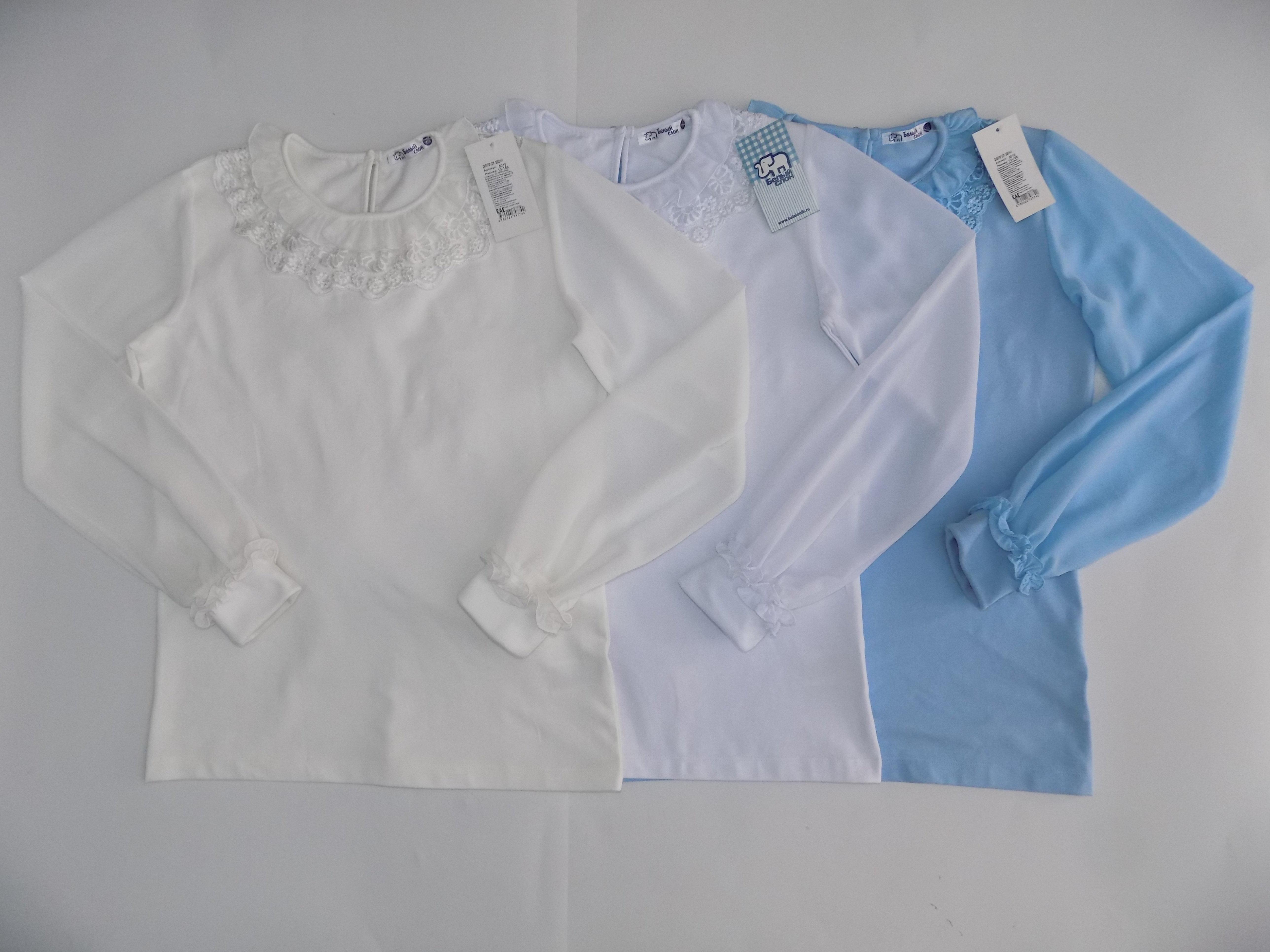 Блузка для девочки YGBS5019
