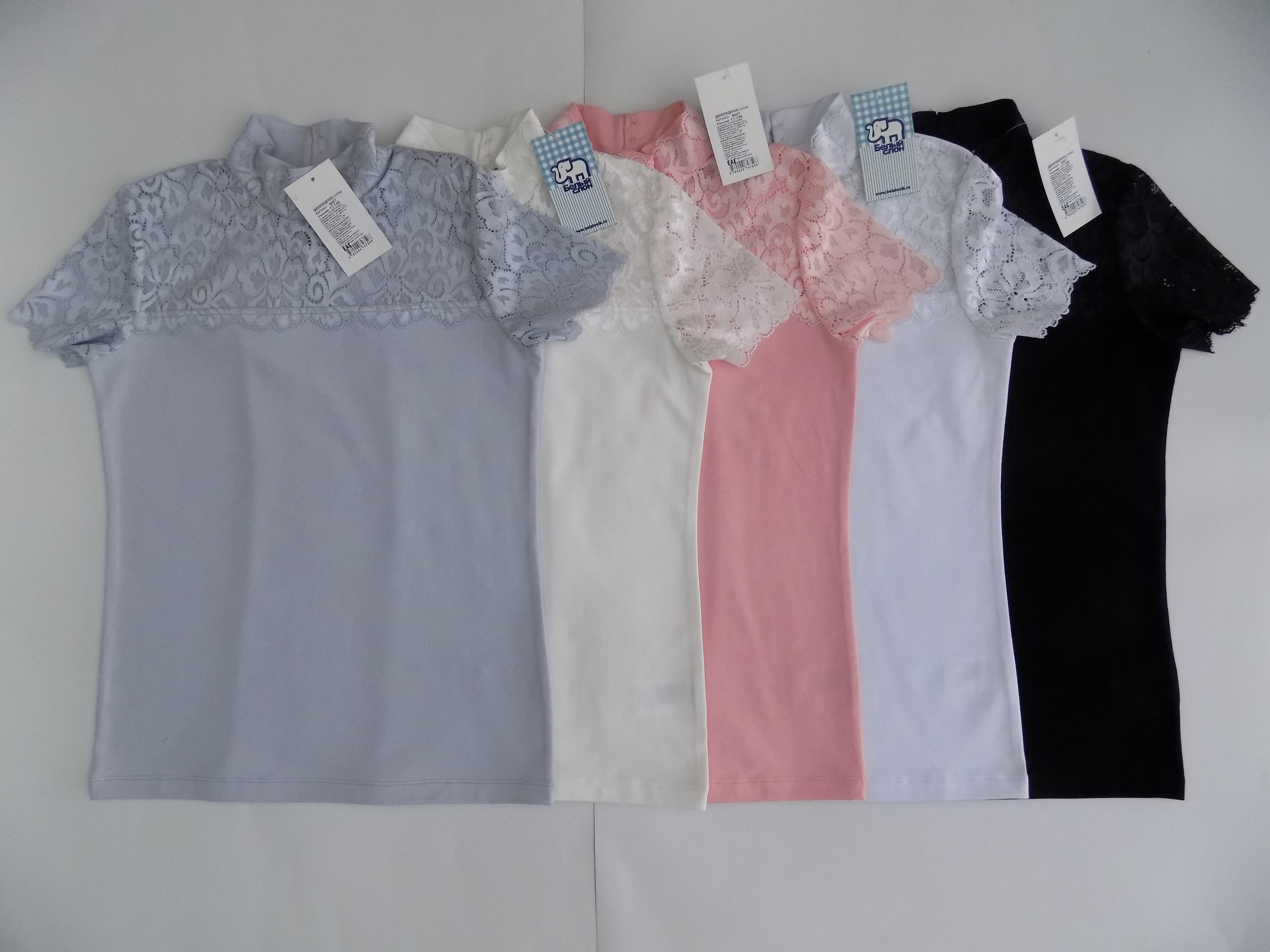 Блузка для девочки ALLBS5007