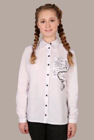 Блузка для девочки YGJL11194