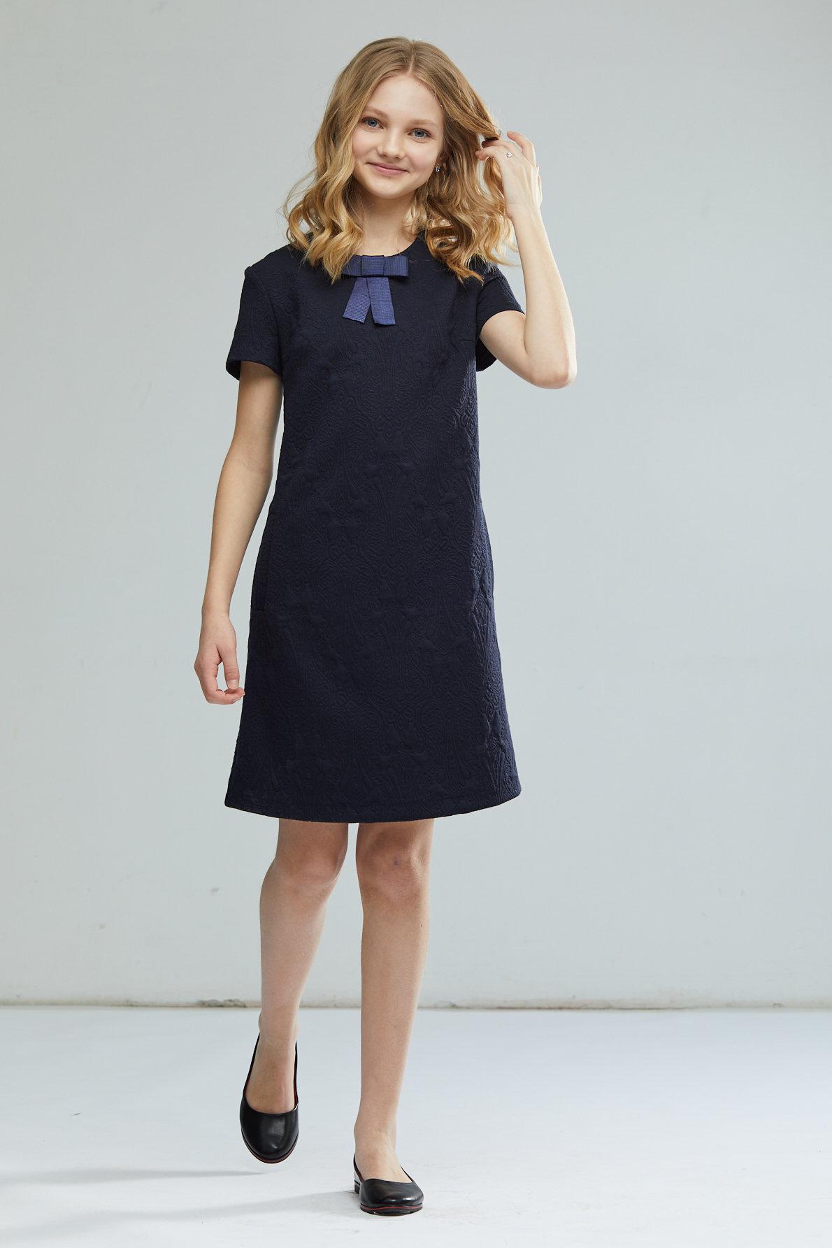 Платье для девочки YGSM18c089