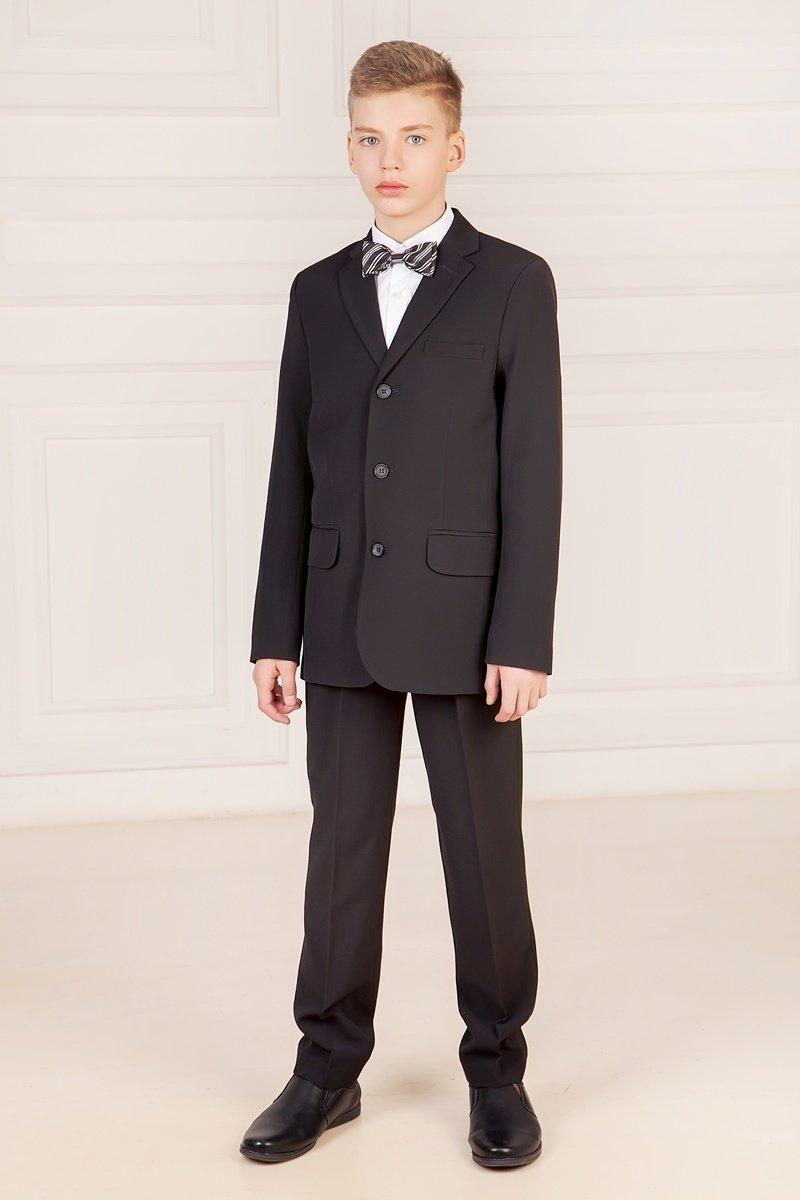 Пиджак для мальчика ALLIF0507M