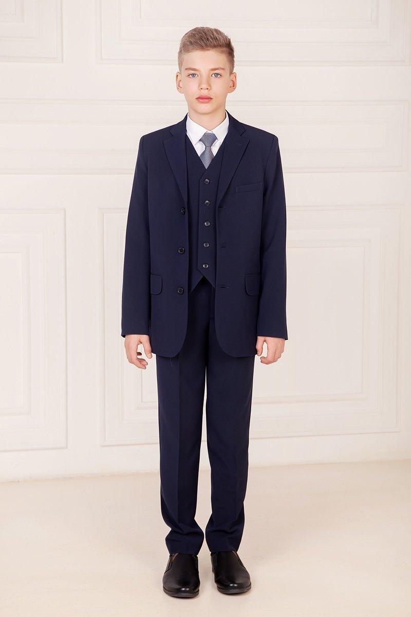 Пиджак для мальчика ALLIF0507C