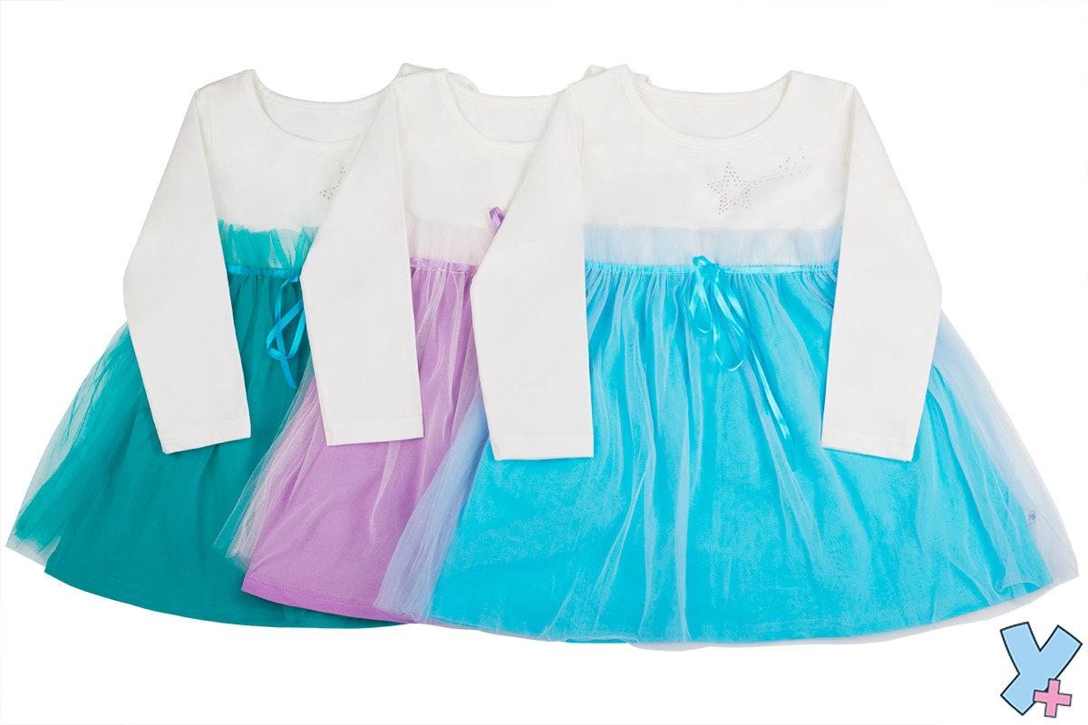 Платье для девочки ALLYM729