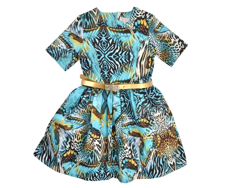 Платье для девочки ALLDS17345