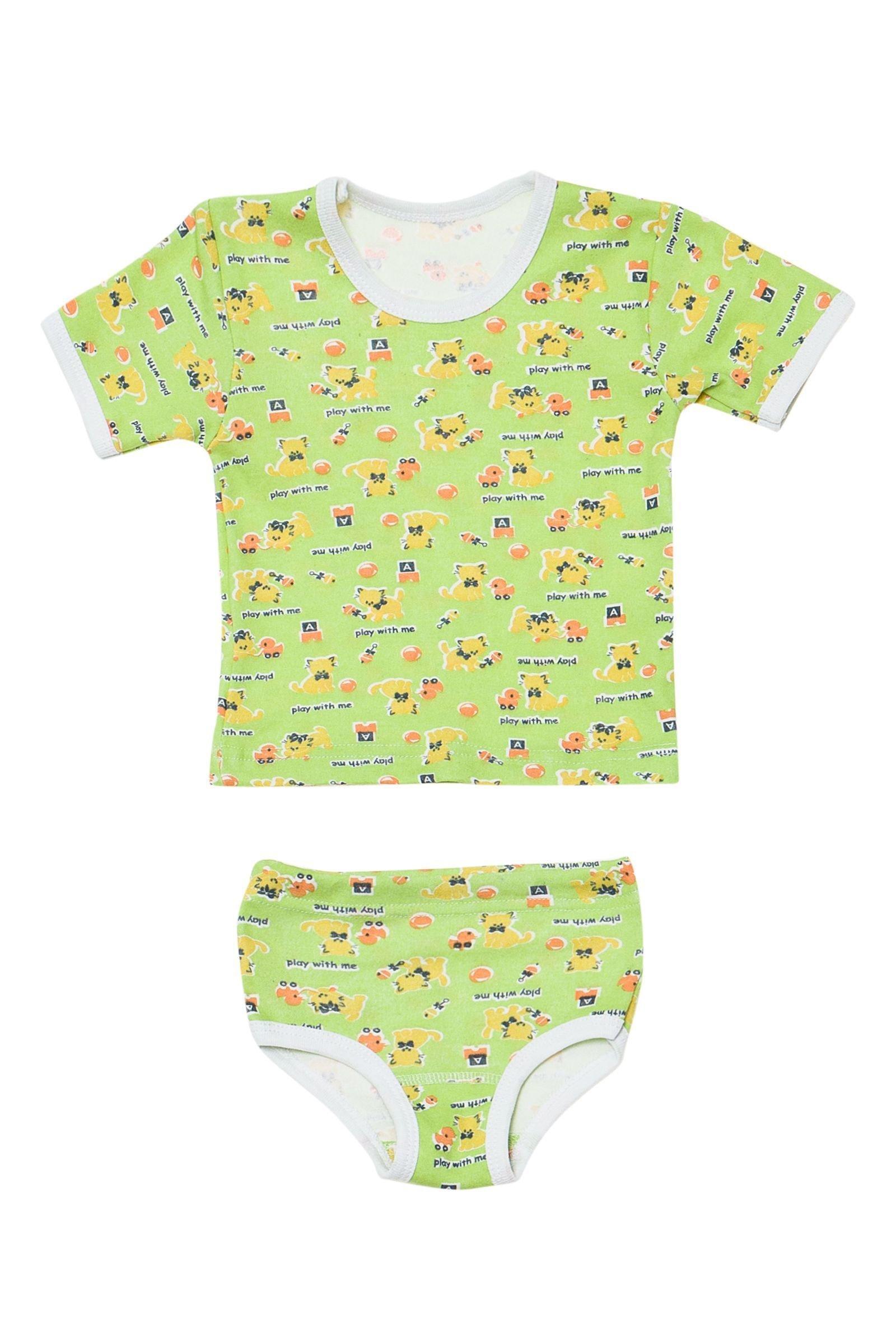 Комплект детский: футболка и трусы ALLAL6-2346