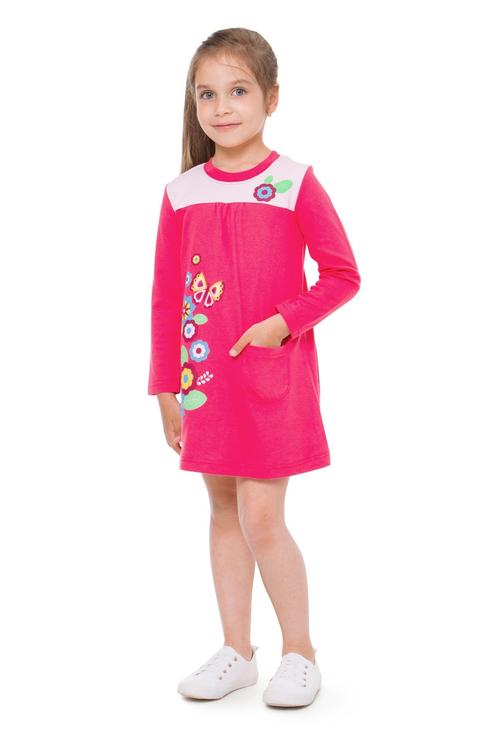 Платье для девочки ALLAL01-2673