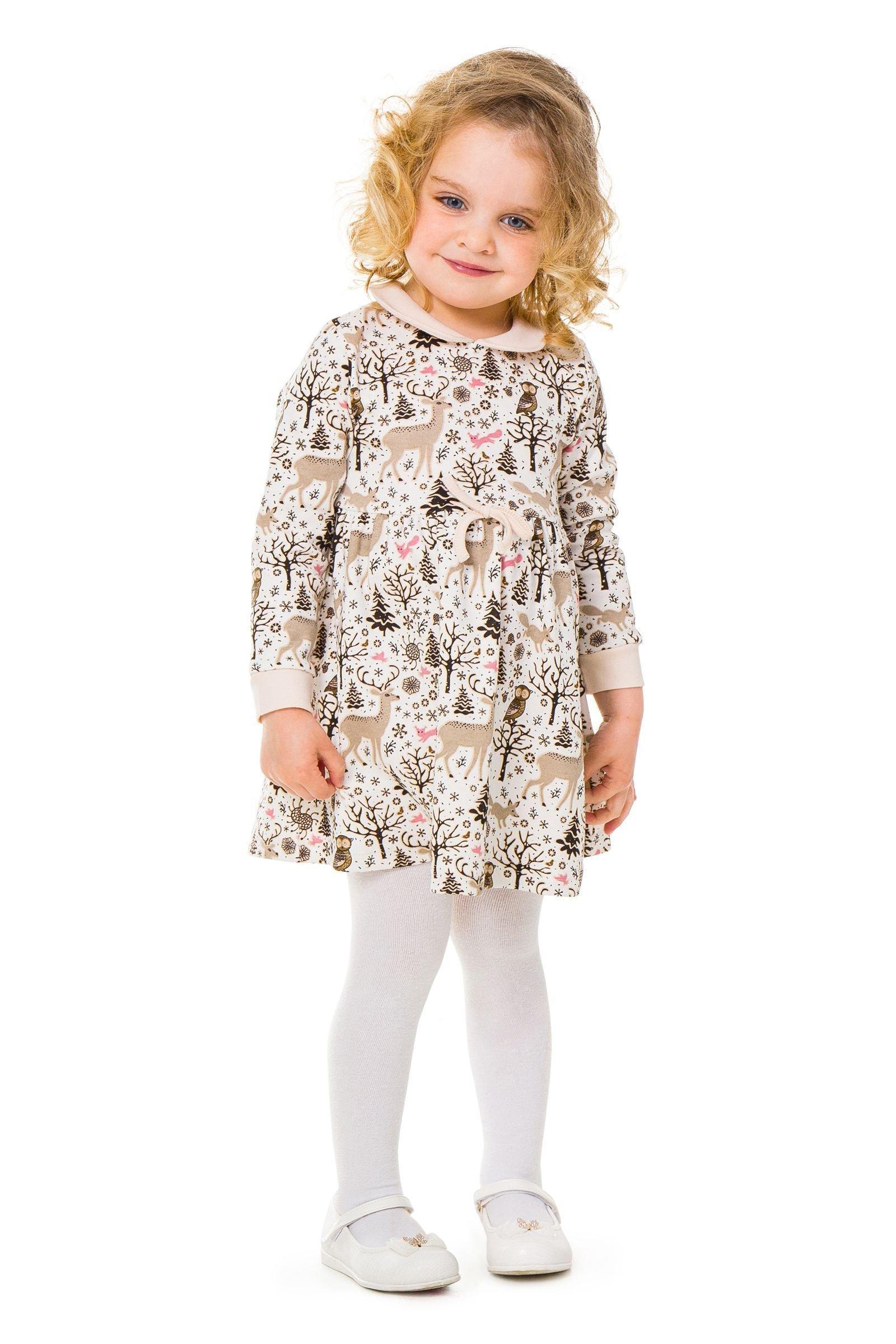 Платье для девочки ALLAL01-2751