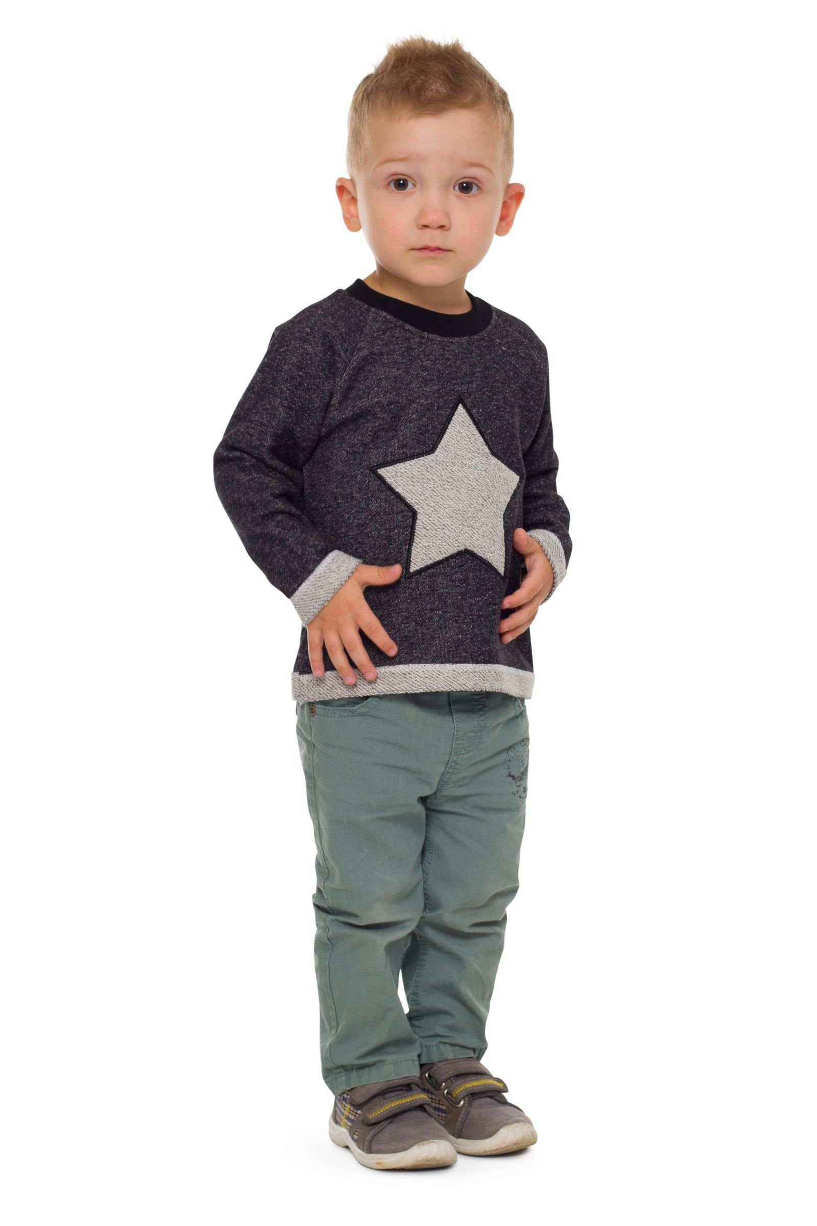 Джемпер для мальчика ALLAL6-2398