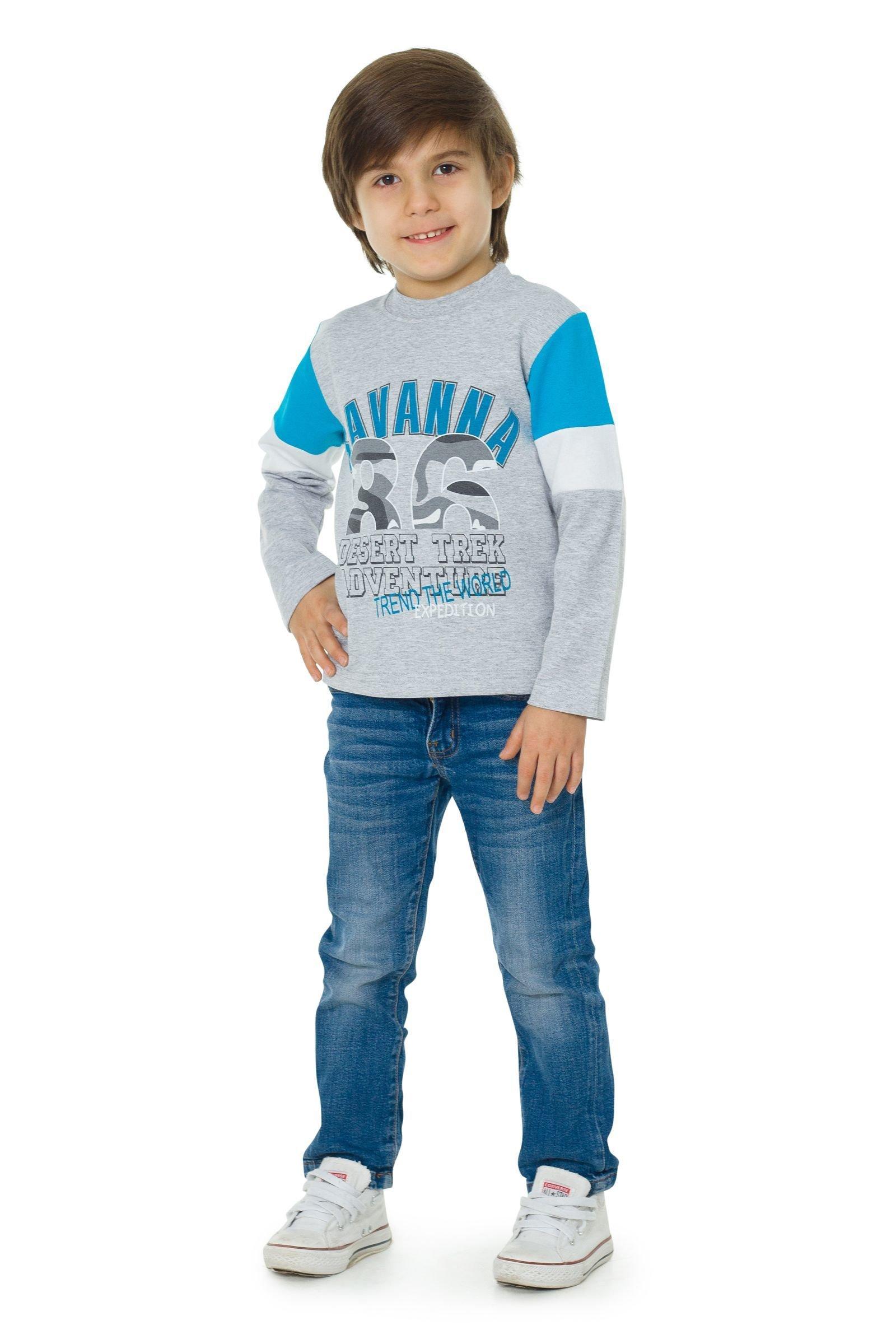 Джемпер для мальчика ALLAL05-2358