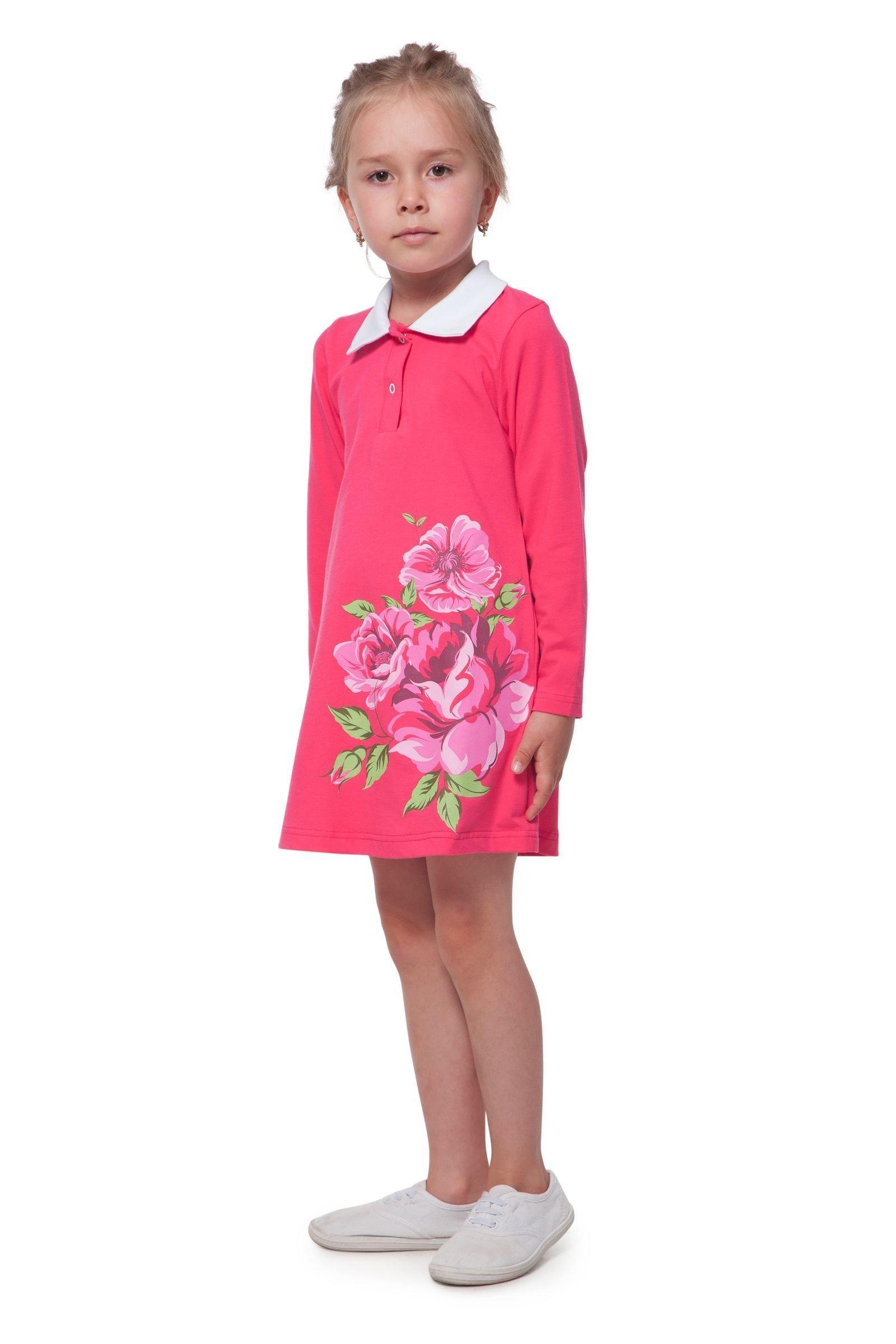 Платье для девочки ALLAL09-2865-2