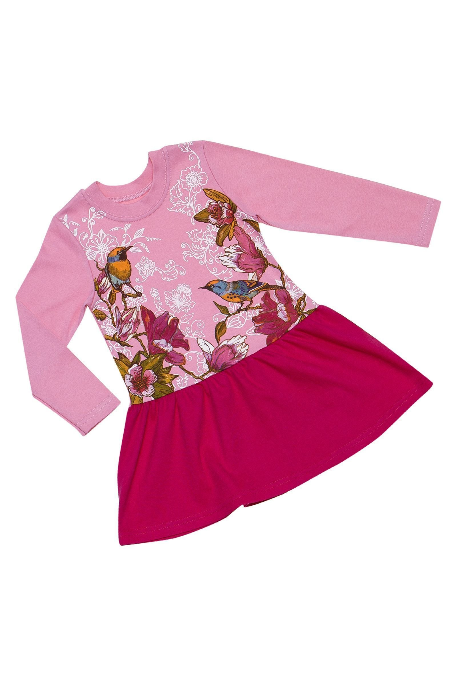 Платье для девочки ALLAL01-2914