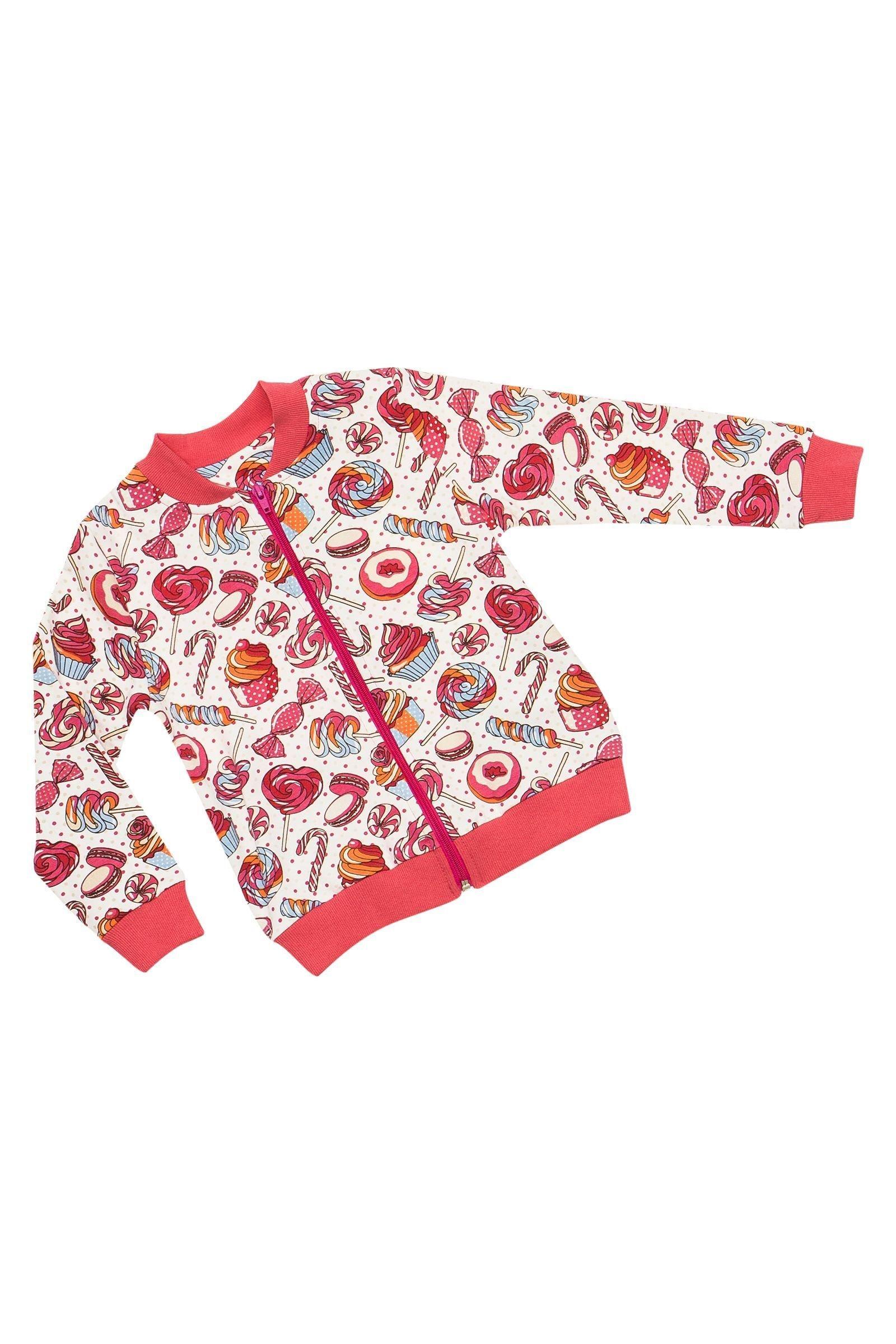 Куртка для девочки ALLAL15-2651