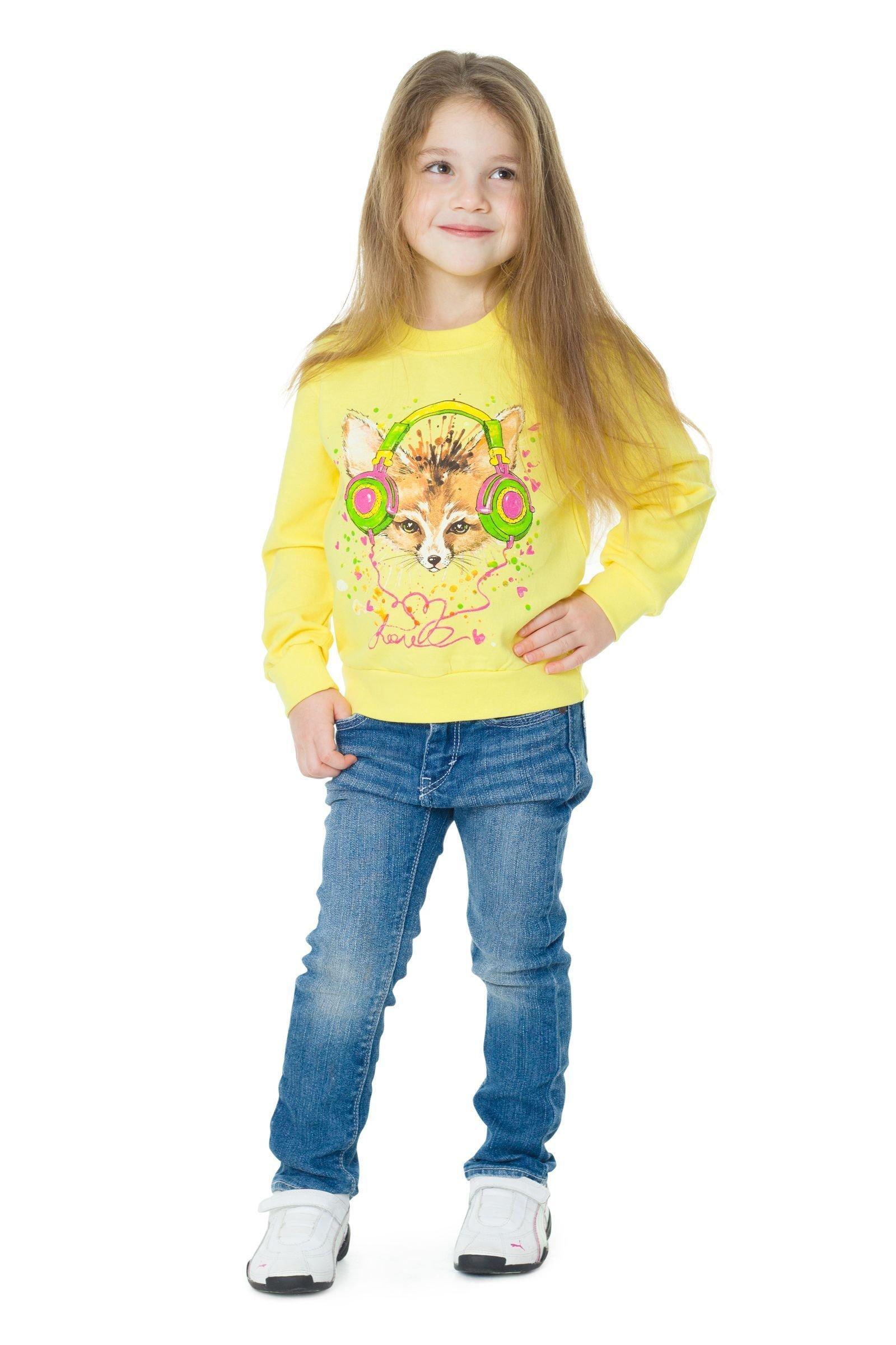 Джемпер для девочки ALLAL05-2597