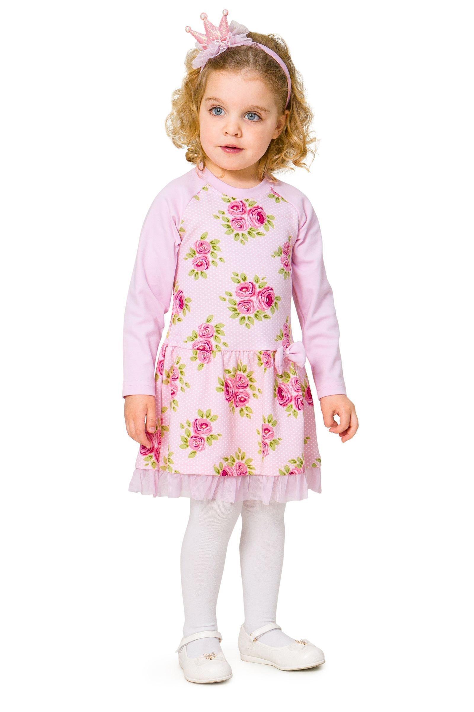 Платье для девочки ALLAL01-2790