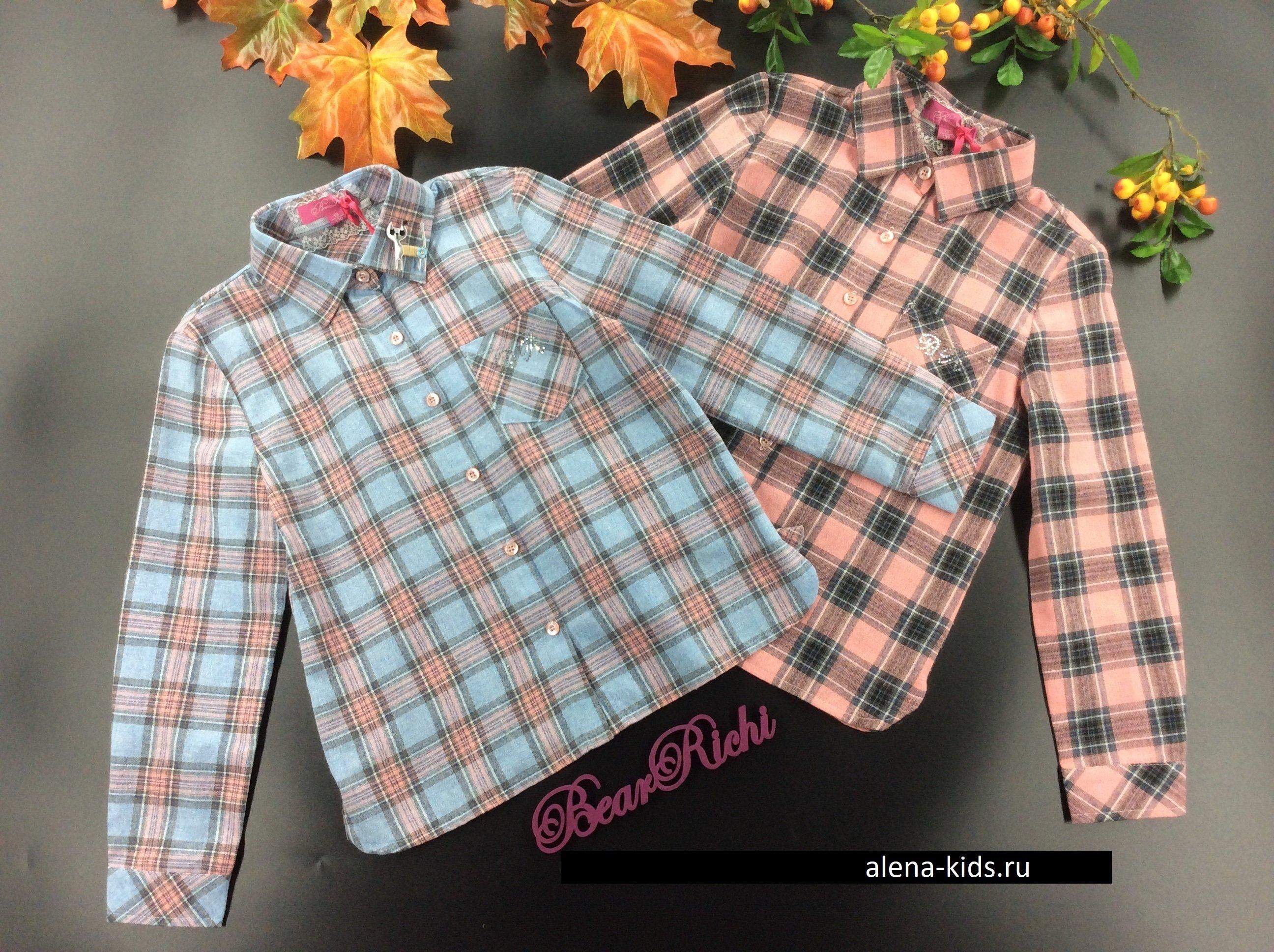 Рубашка для девочки DSBH782501