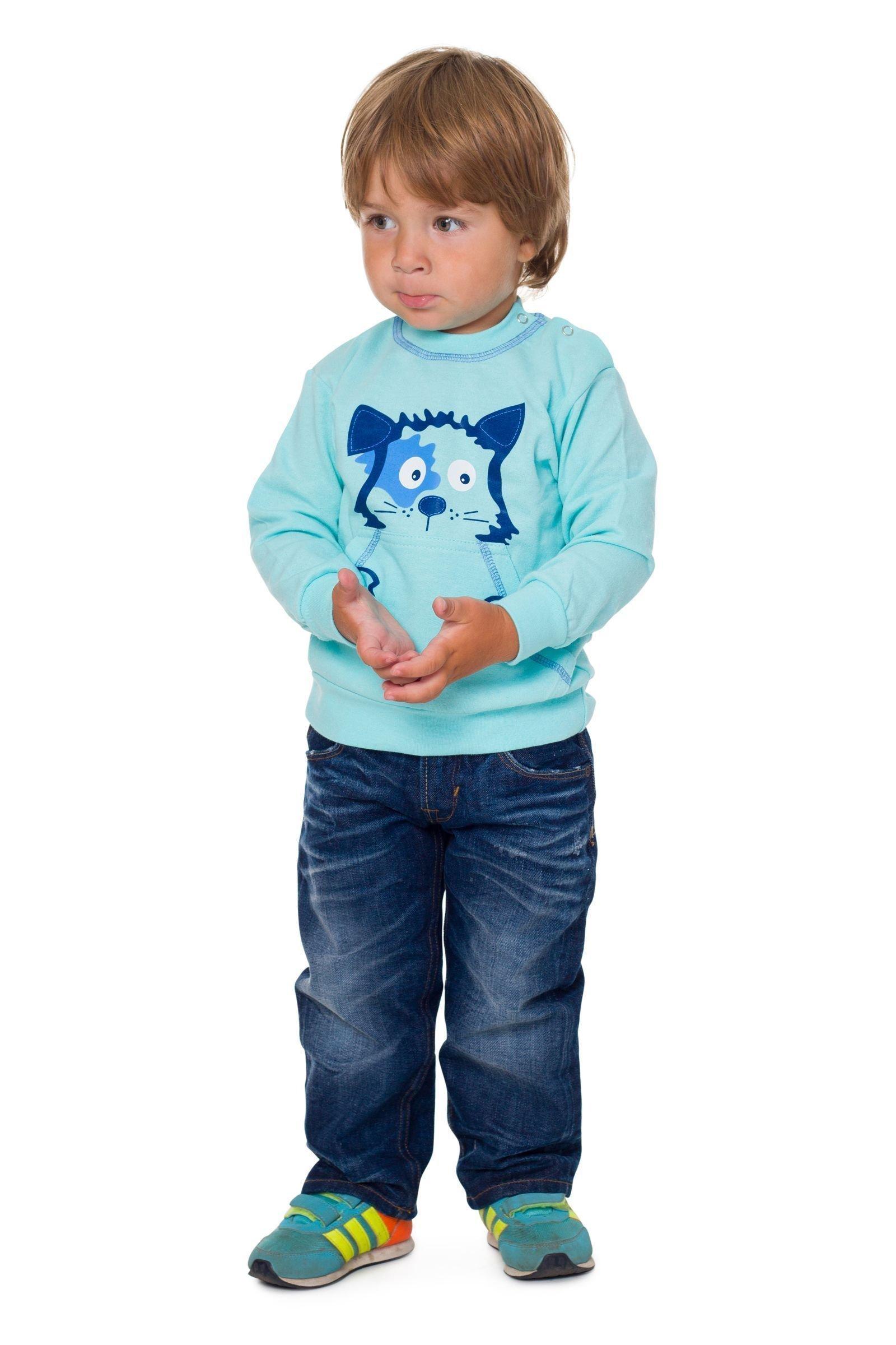 Джемпер для мальчика ALLAL05-2571