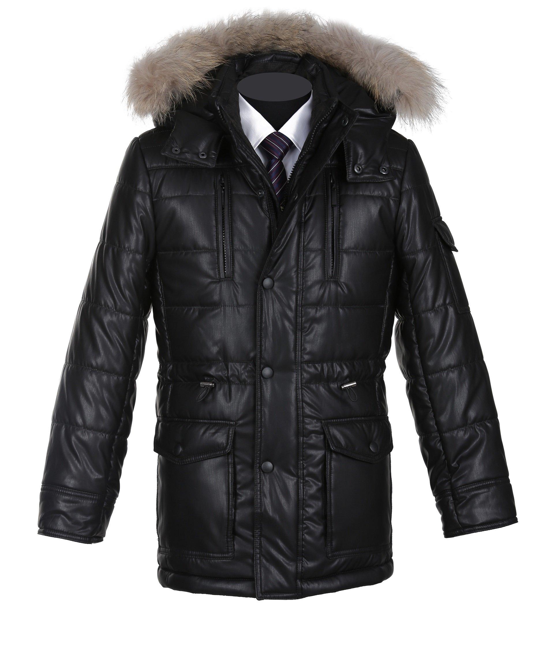 Куртка для мальчика YSVC18204