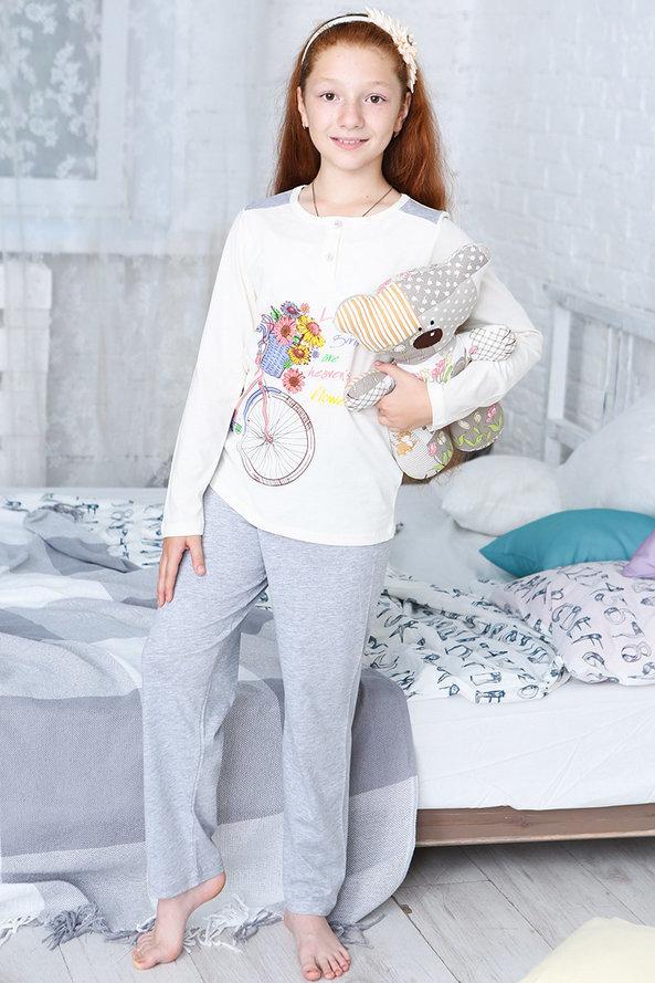 Пижама для девочки ALLCH5366