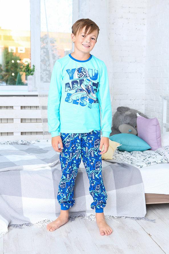 Пижама для мальчика ALLCH5347