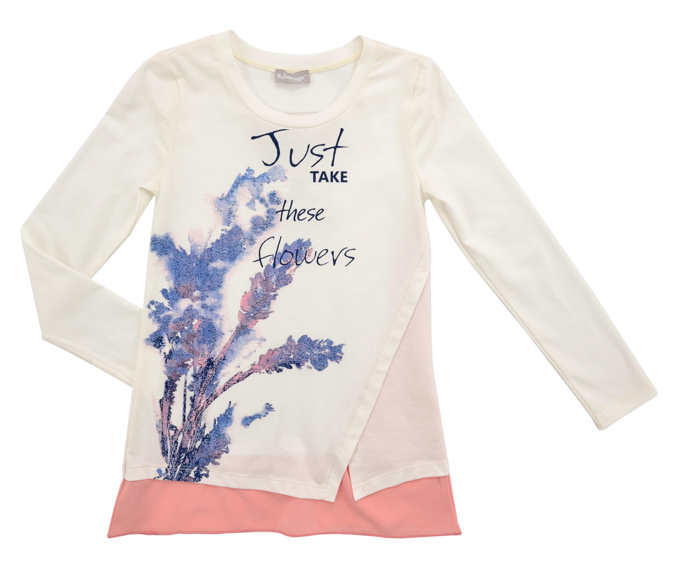 Блузка для девочки ALLSB098-04