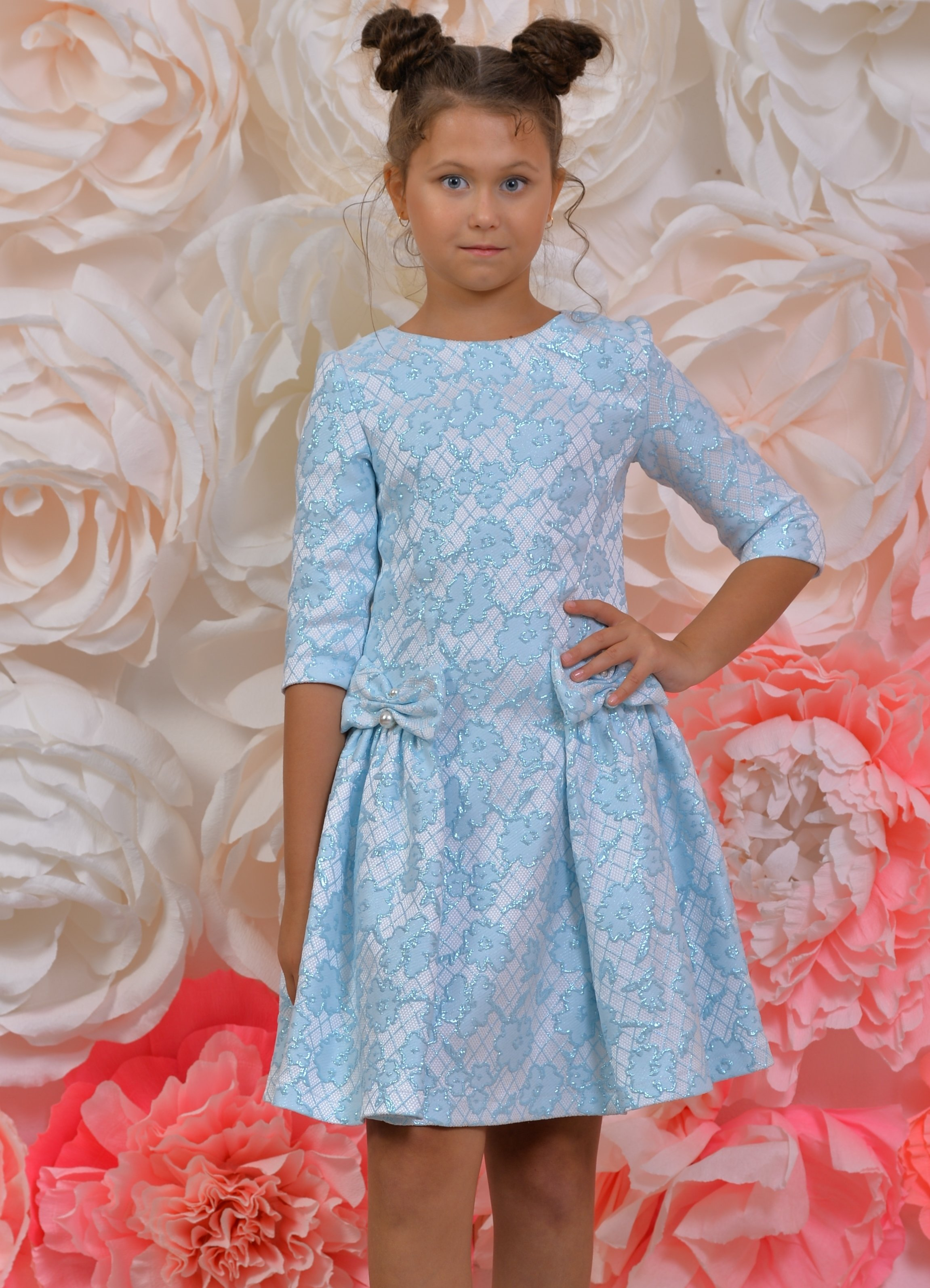 Платье для девочки DSDT081
