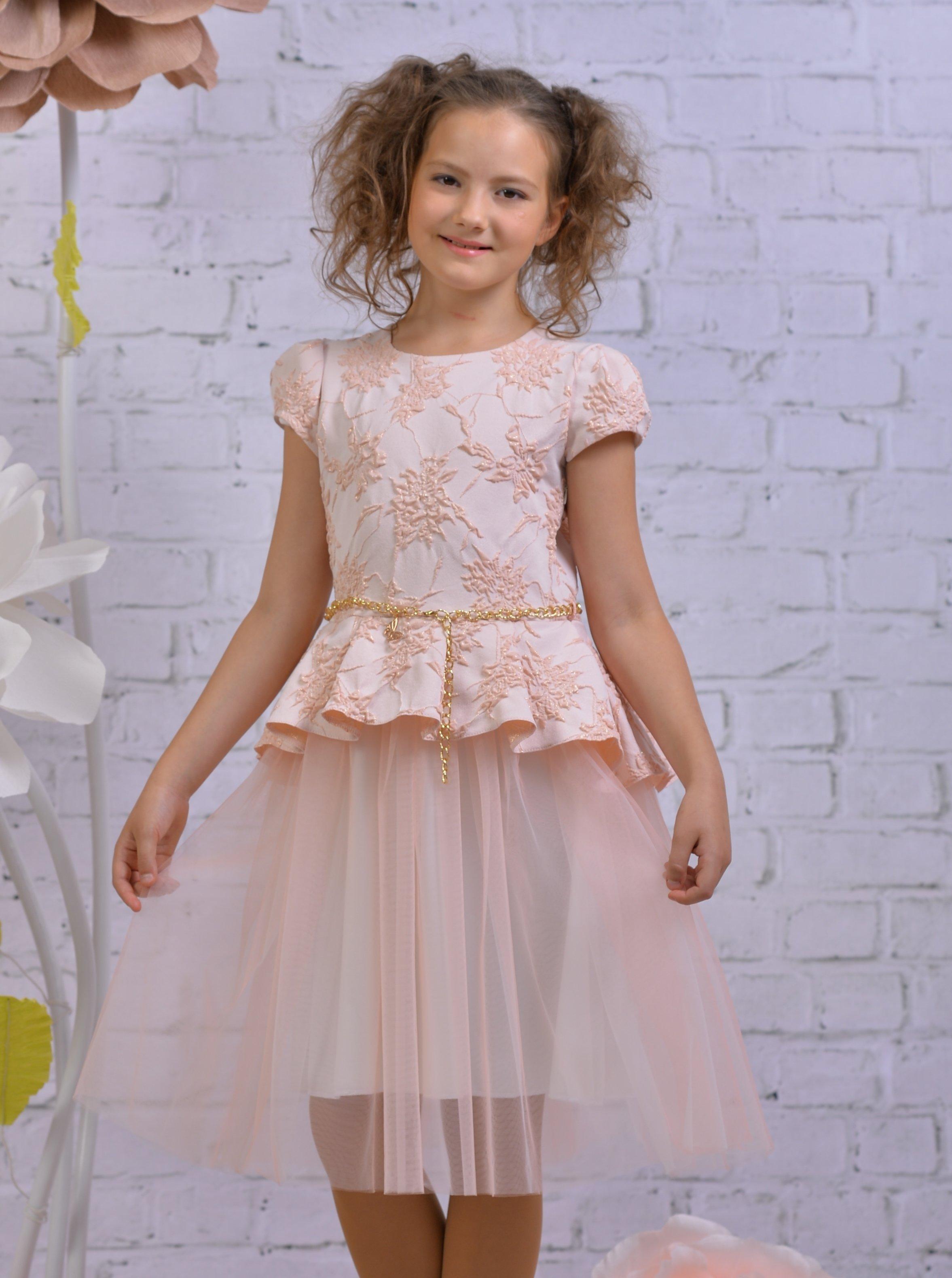 Платье для девочки DSDT022