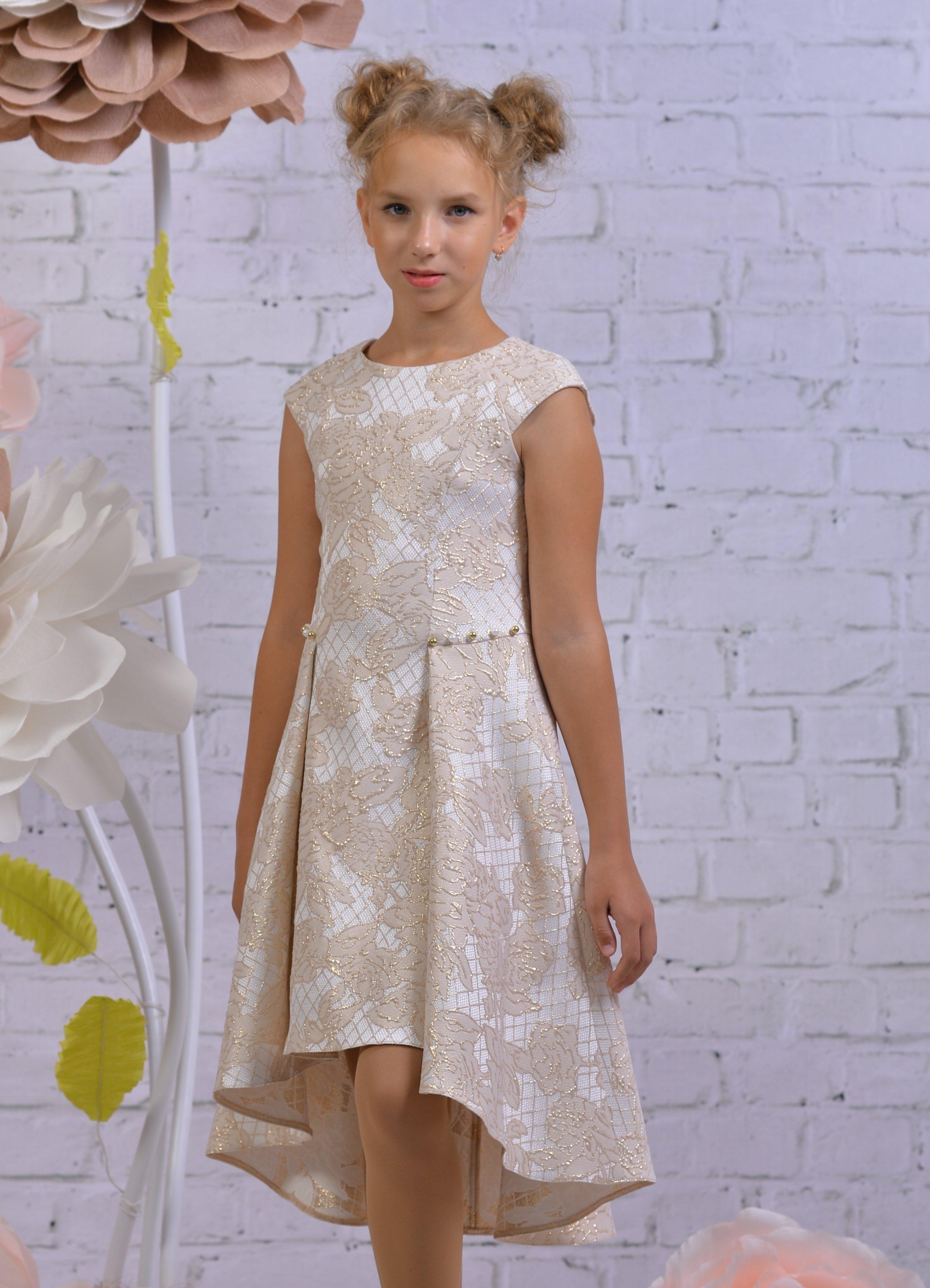 Платье для девочки DSDT021