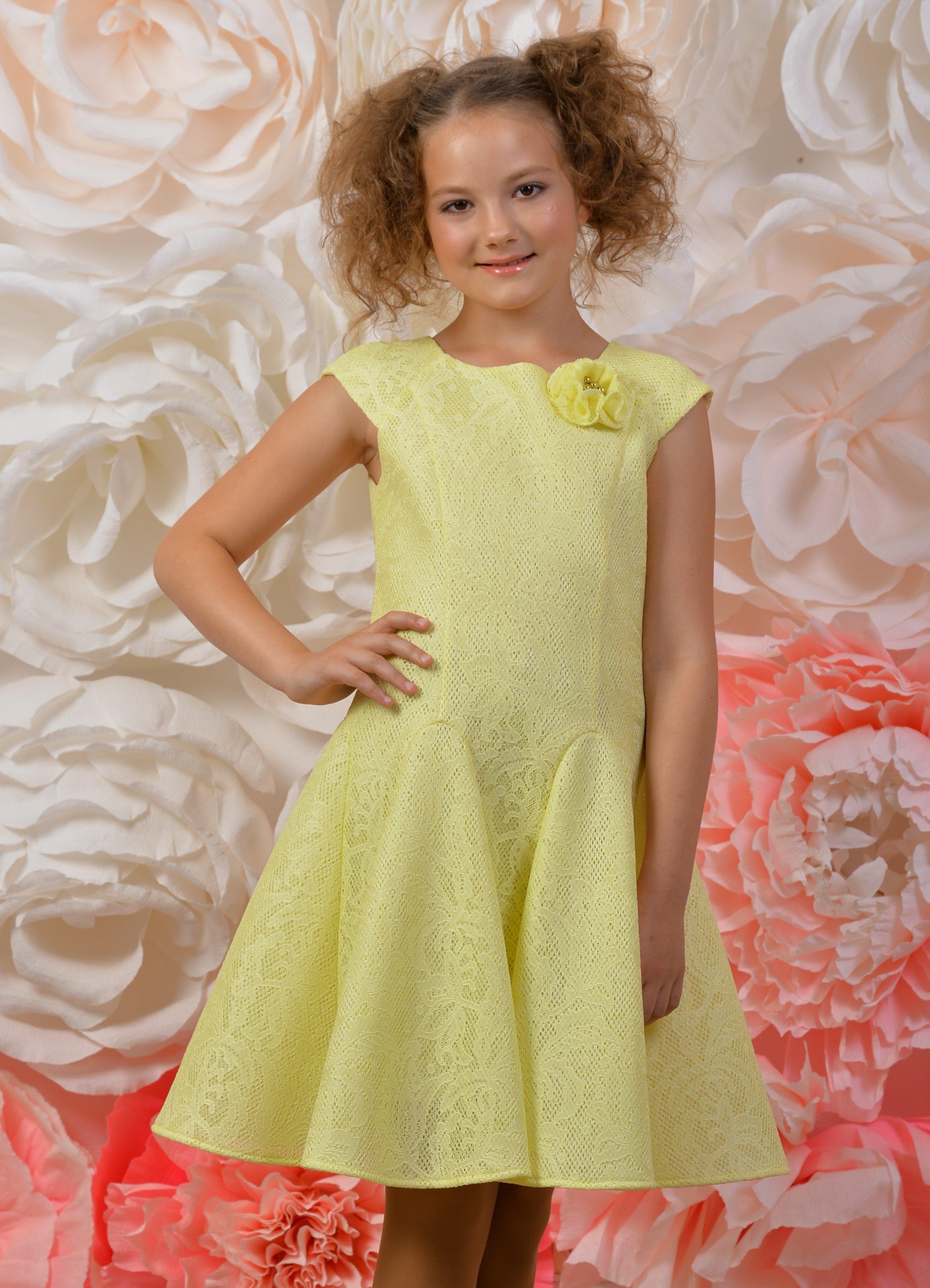 Платье для девочки DSDT085