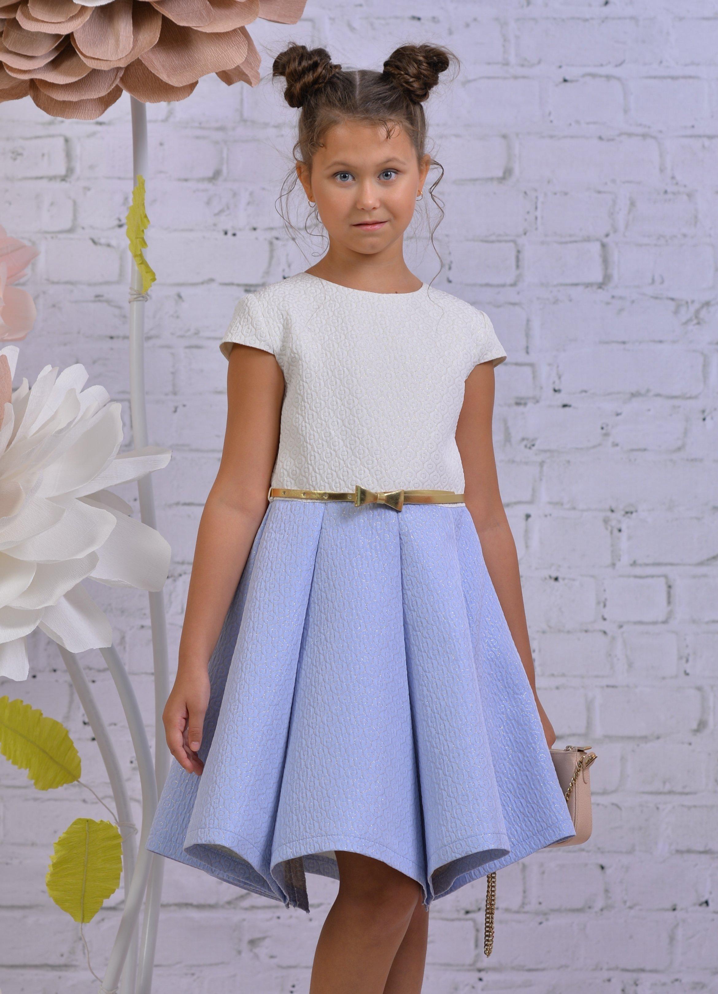 Платье для девочки ALLDT024