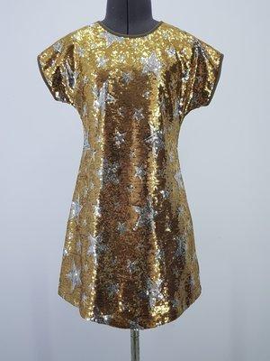 Платье для девочки Звездное