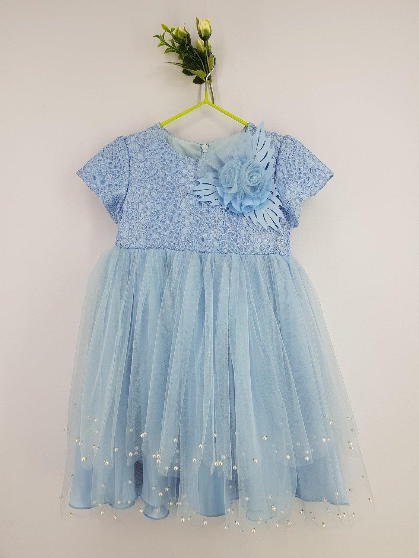 Платье для девочки Жемчужина