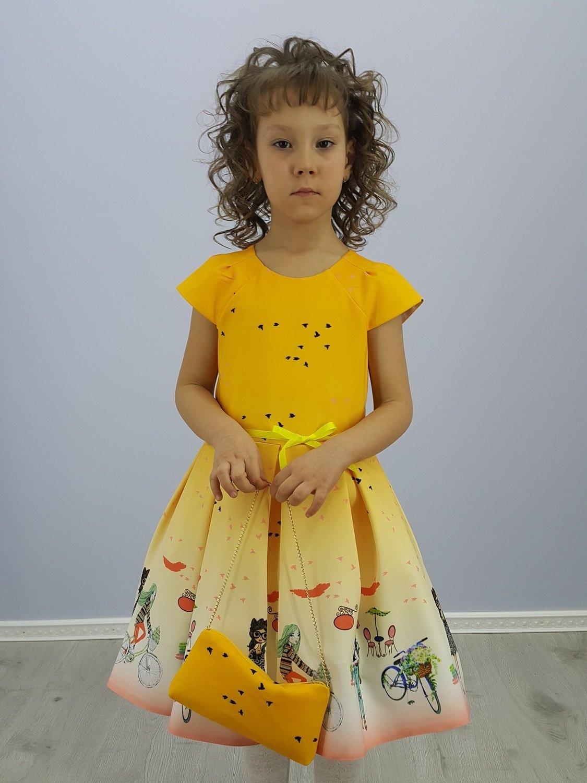 Платье для девочки Ксюша