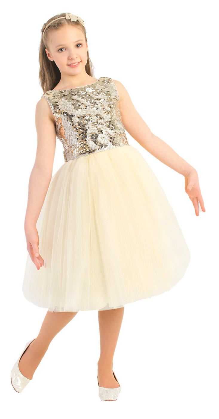 Платье для девочки DSSL1821