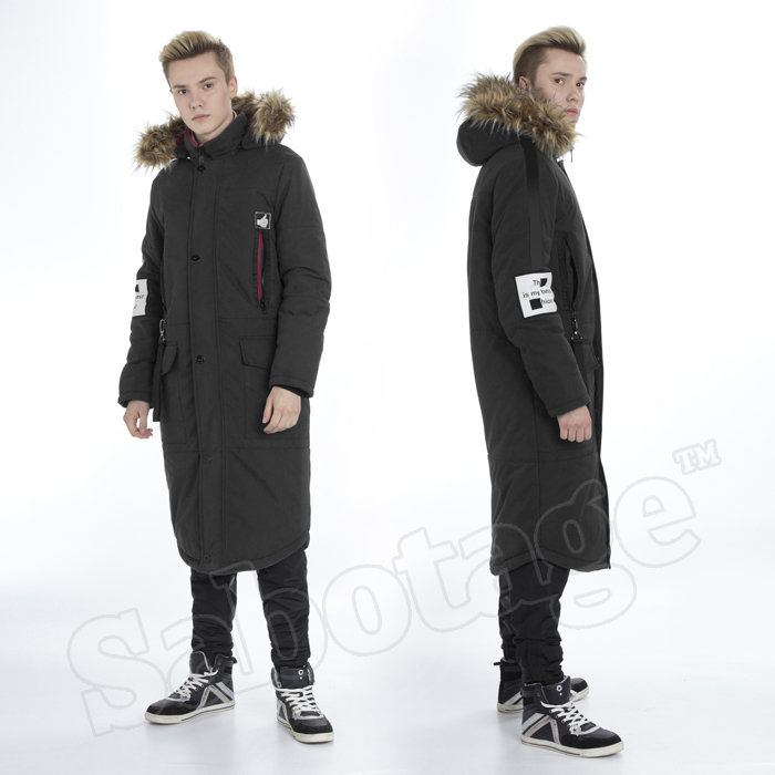 Куртка для мальчика ALLSB130-01