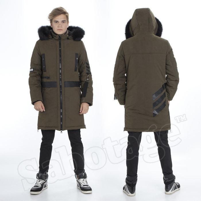 Куртка для мальчика ALLSB163-24