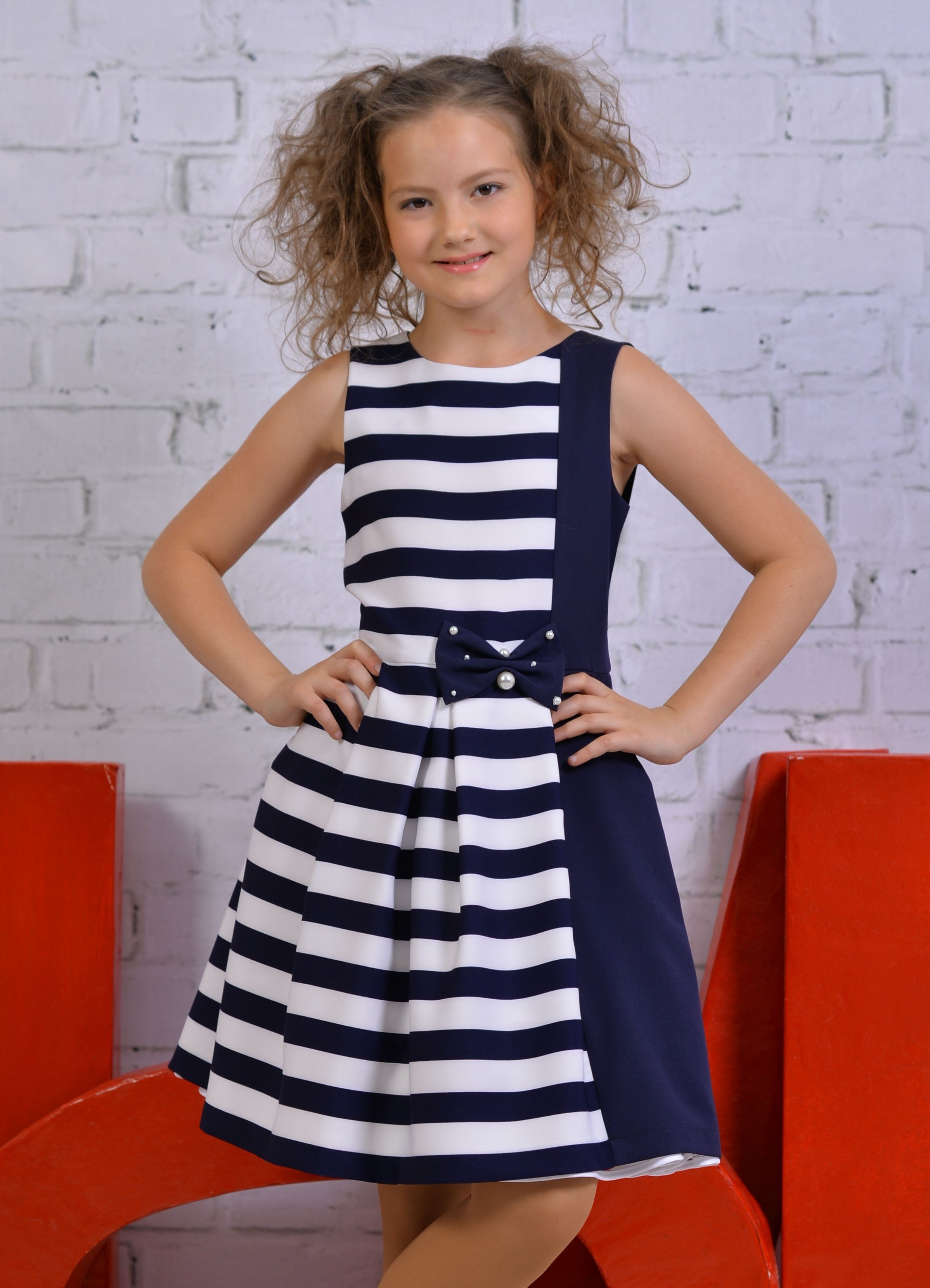 Платье для девочки YGDT036