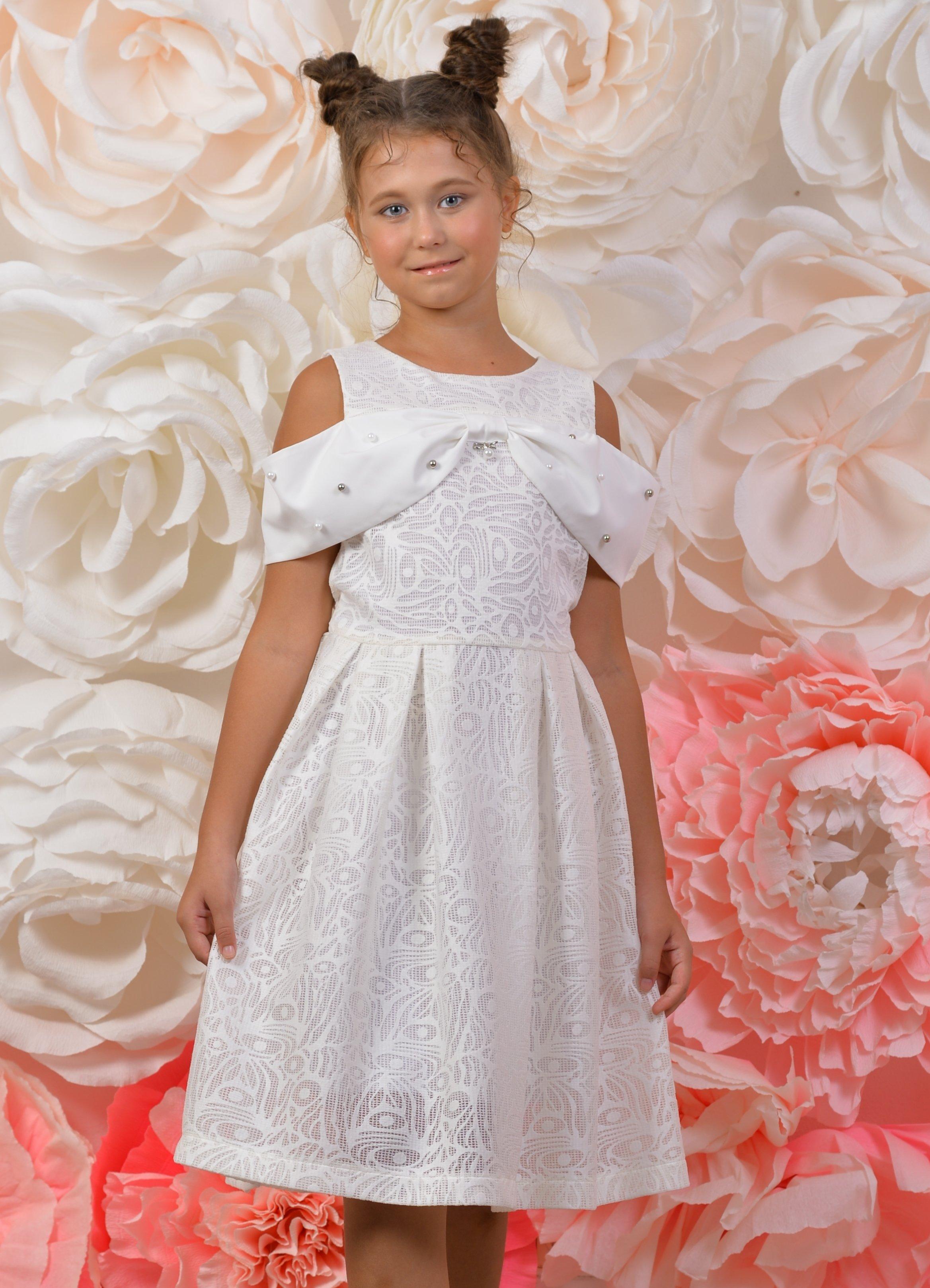 Платье для девочки YGDT067