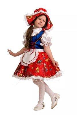 Красная шапочка сказочная