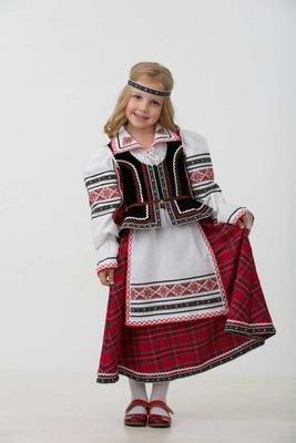 Национальный костюм (девочка)