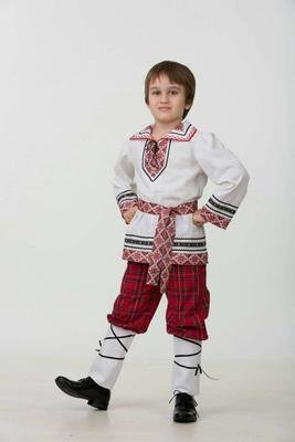 Национальный костюм (мальчик)