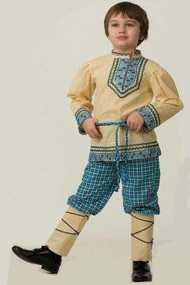 Народный костюм рубашка вышиванка