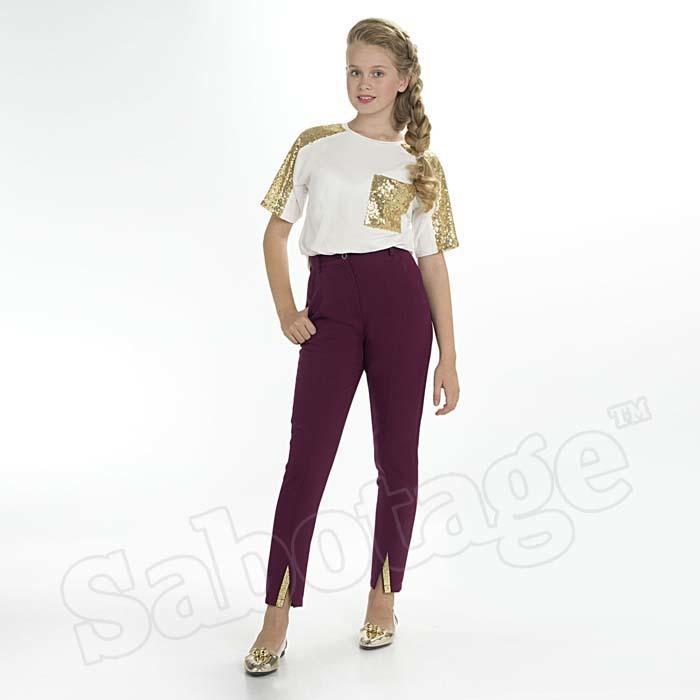 Блузка для девочки YGSB011-53
